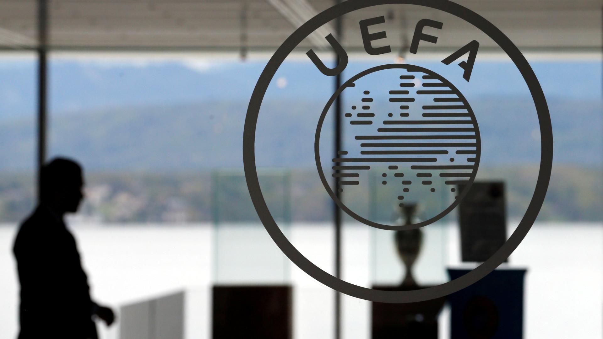 UEFA confirma adiamento dos jogos das seleções agendados para junho
