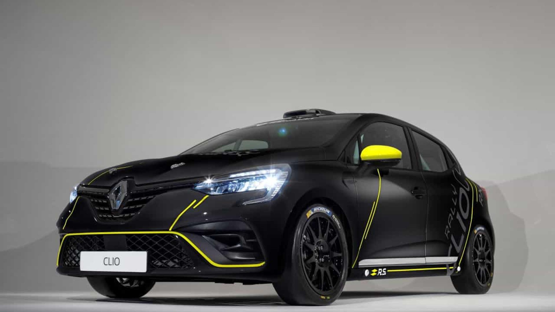 Renault Revelou O Novo Clio Sport