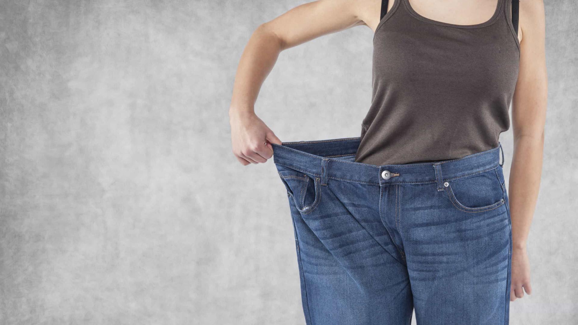O lado negro da perda de peso extrema