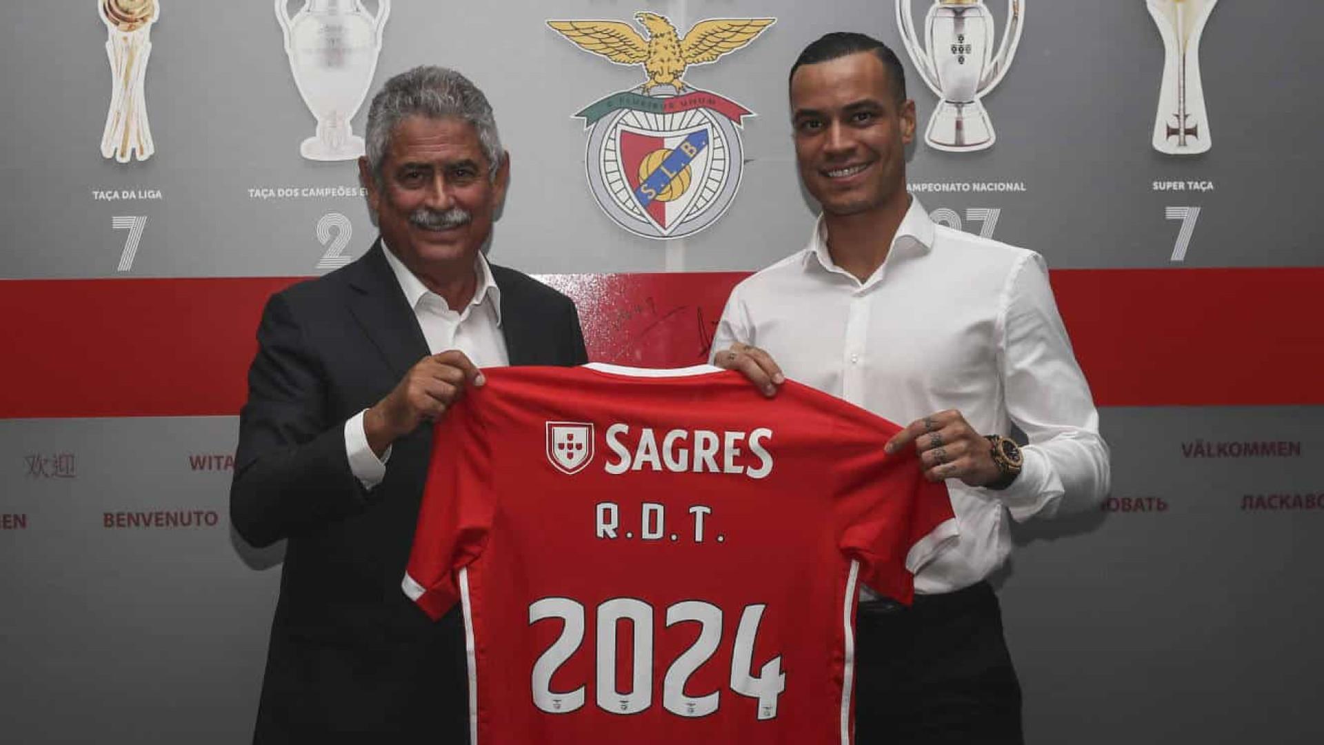Benfica é quem mais gasta em comissões em Portugal. 34 milhões de euros