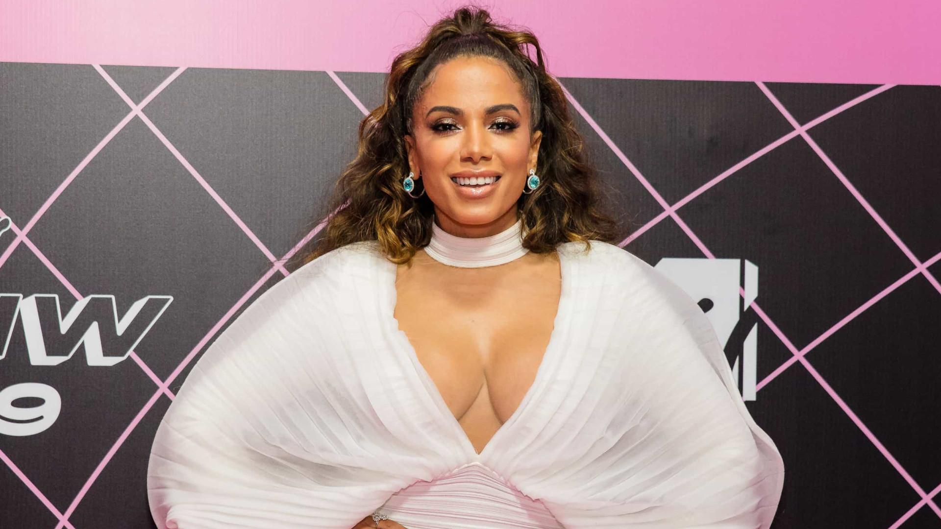 Aos 28 anos, Anitta tenciona dar uma pausa na sua carreira