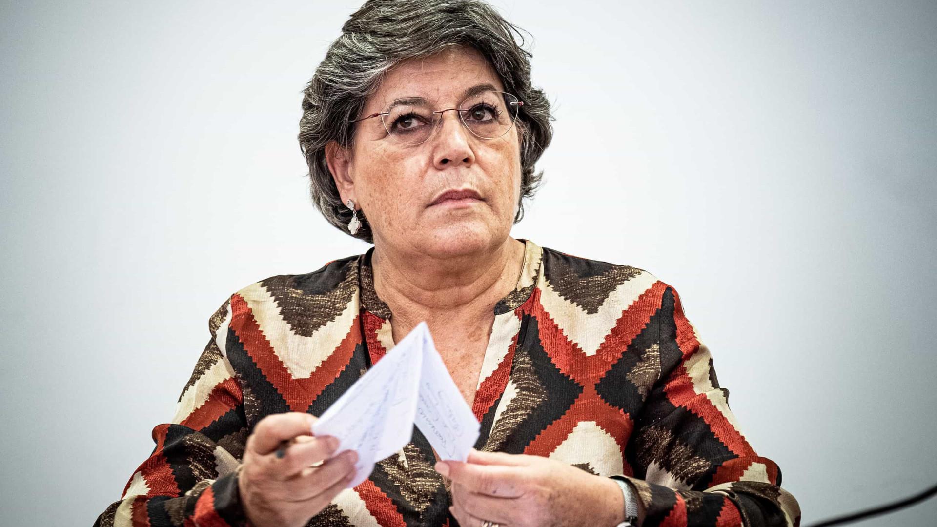 Corrupção: Ana Gomes diz que Portugal é insensível com denunciantes