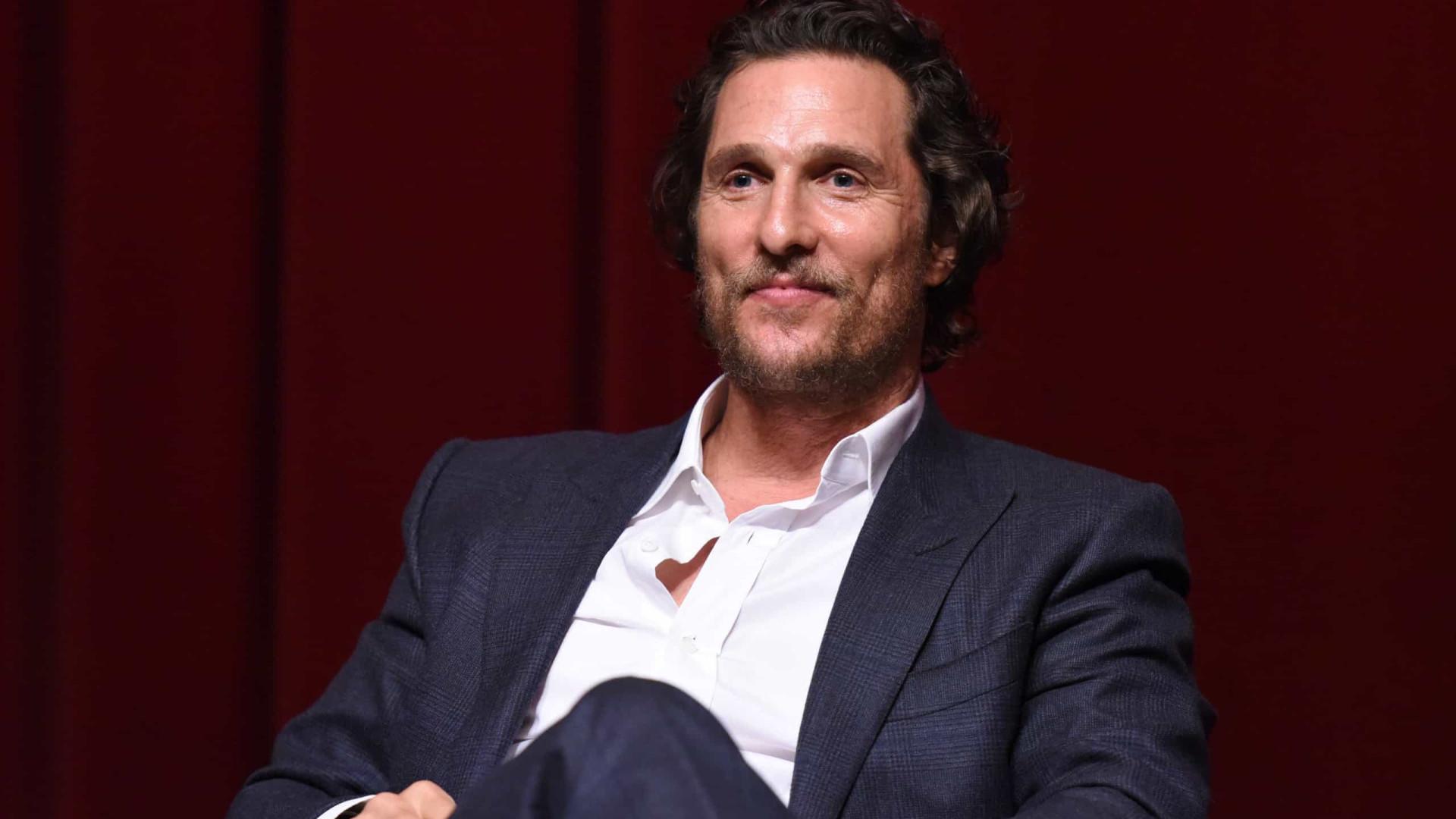 Matthew McConaughey: Lembre as personagens mais icónicas do ator