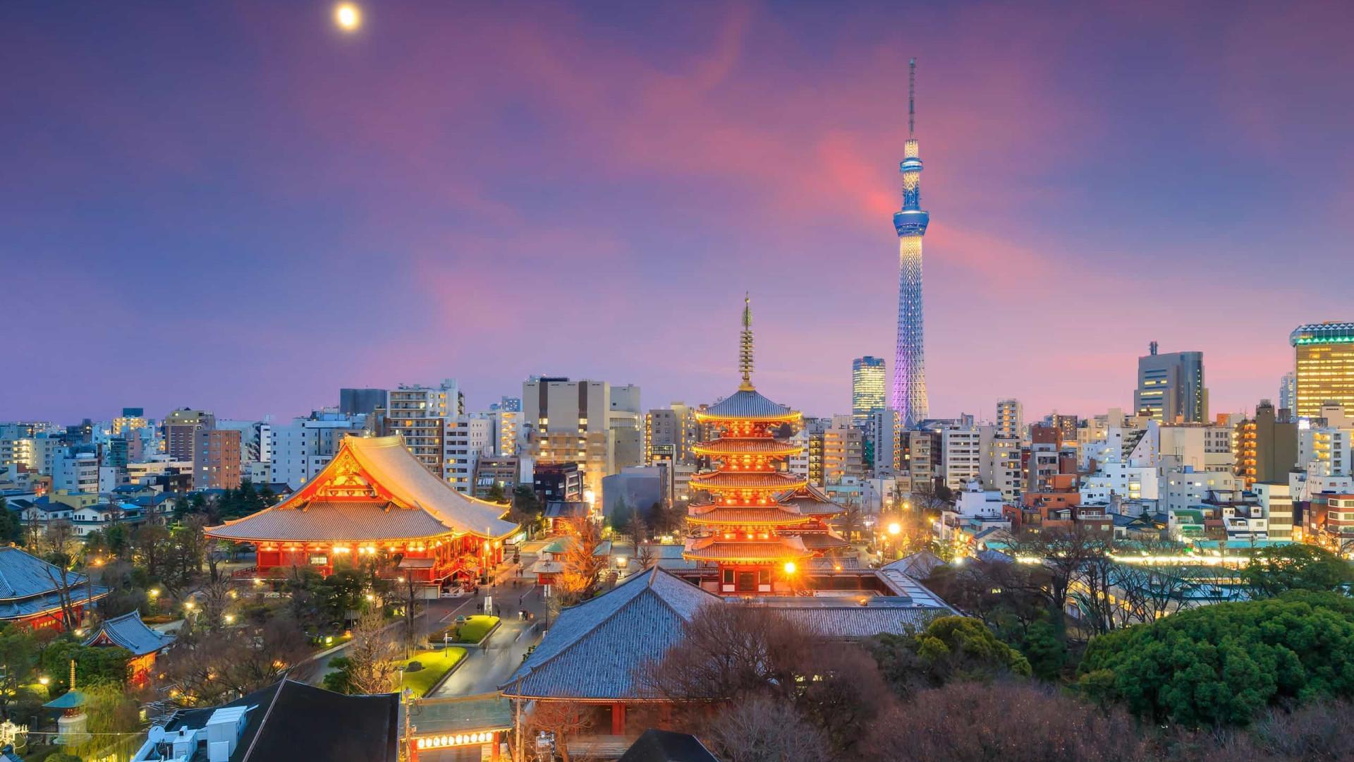 Resultado de imagem para japao tokyo