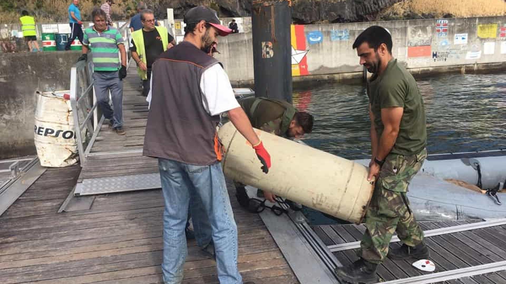 """Furacão Lorenzo: Abastecimento à ilha das Flores """"reforçado em novembro"""""""