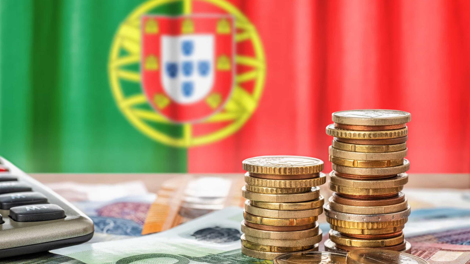Portugal com maior queda do PIB na UE no 1.º trimestre ao recuar 5,4%