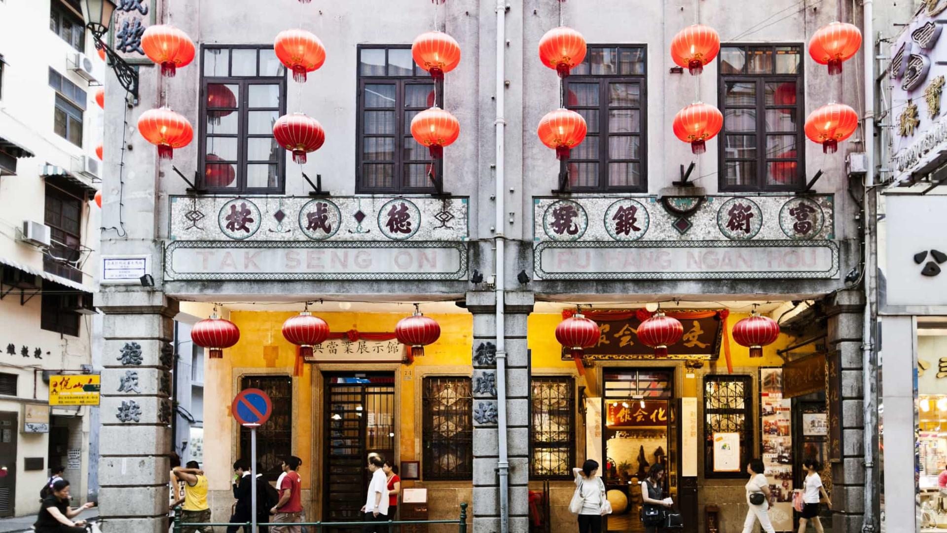 Associações de Macau 'casam' vinho e gastronomia para 'vender' Portugal