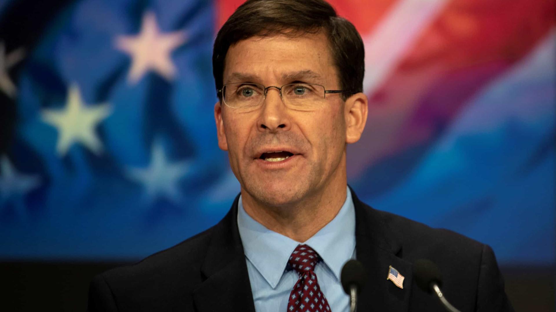 Foyd: Secretário da Defesa opõe-se ao envio do exército