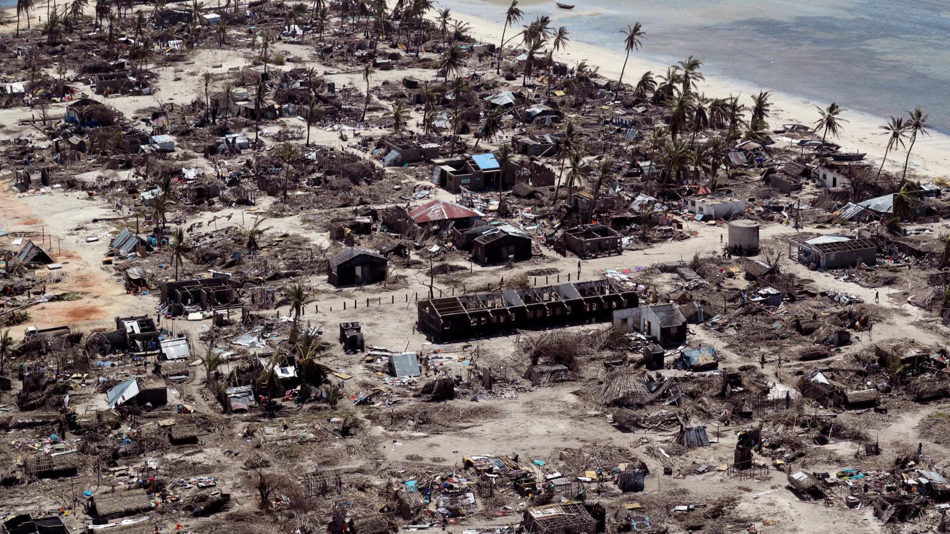Os melhores registos de 2019 dos piores desastres naturais do ano