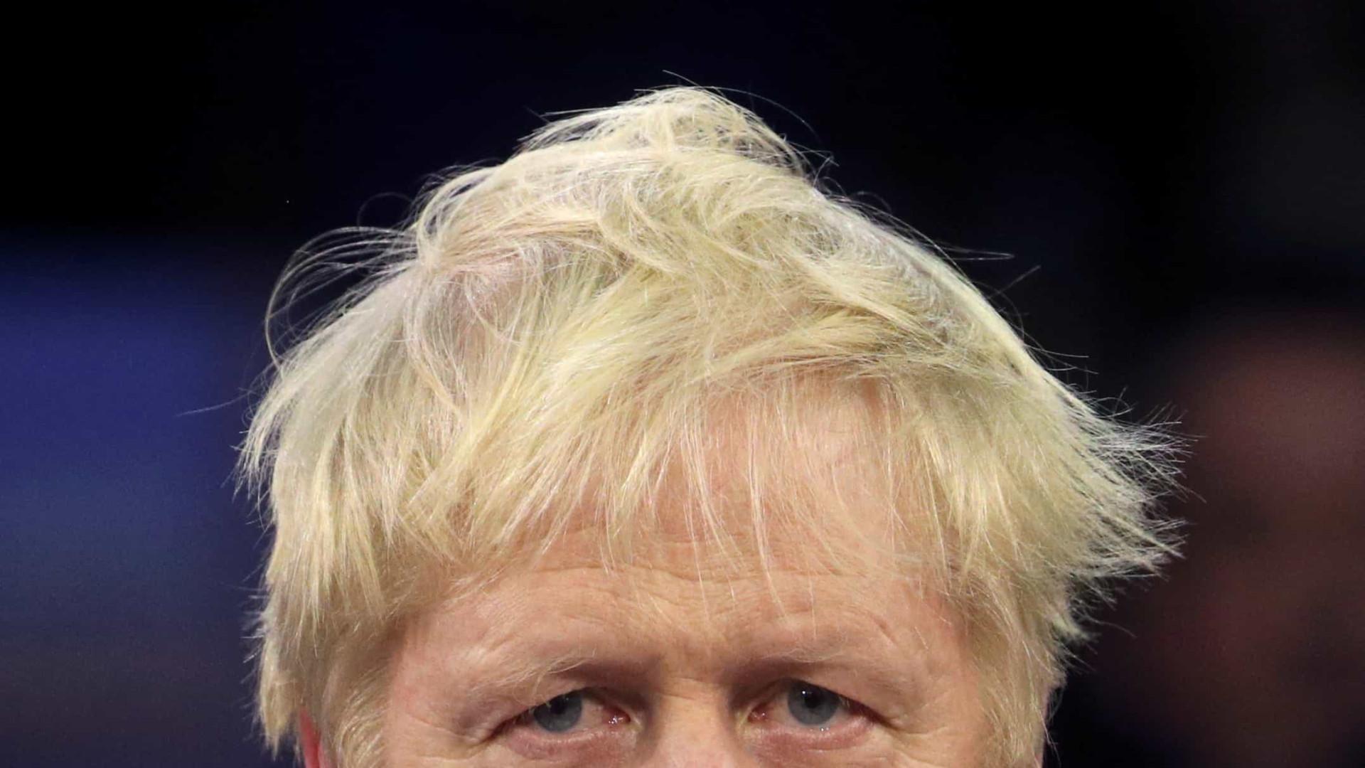 Eleições no Reino Unido: Primeiras projeções dão maioria a Boris Johnson