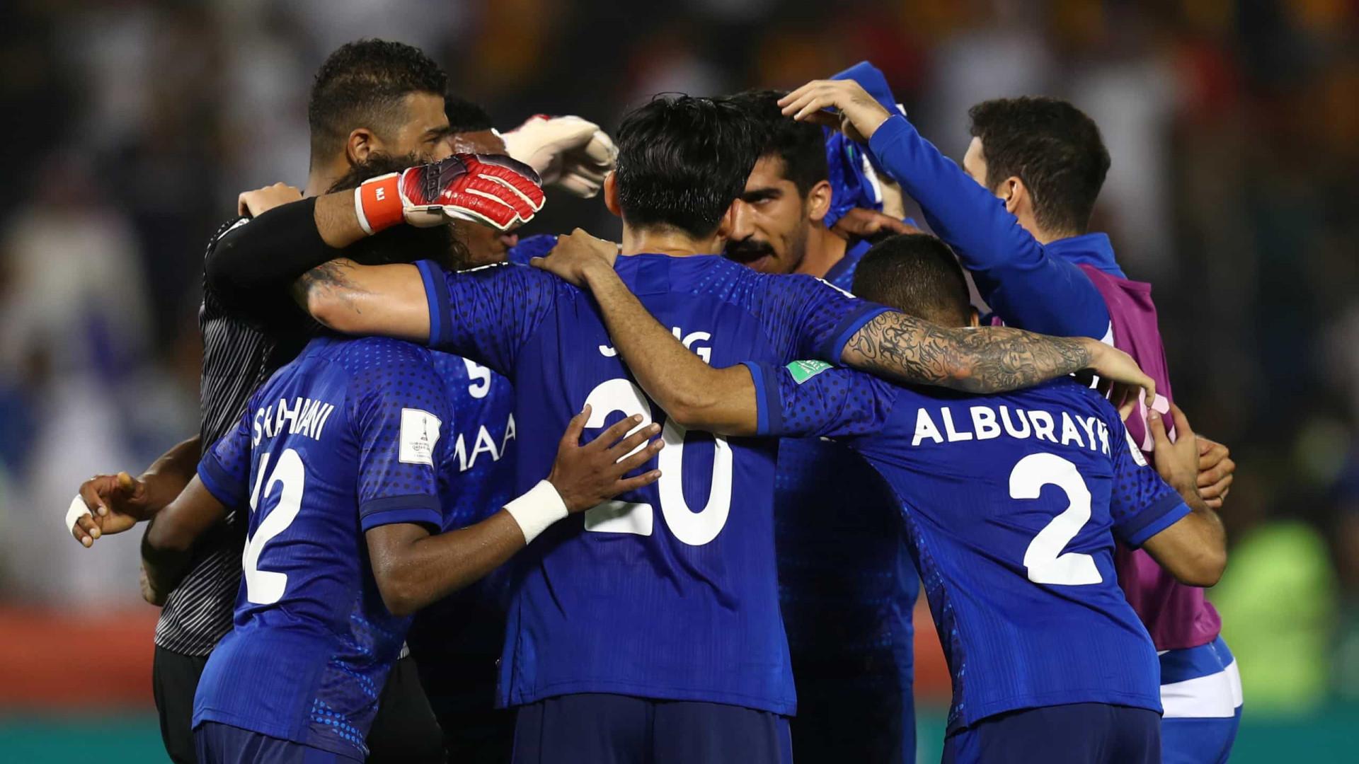 Al Hilal vence Espérance Tunis e encontra Flamengo nas 'meias'