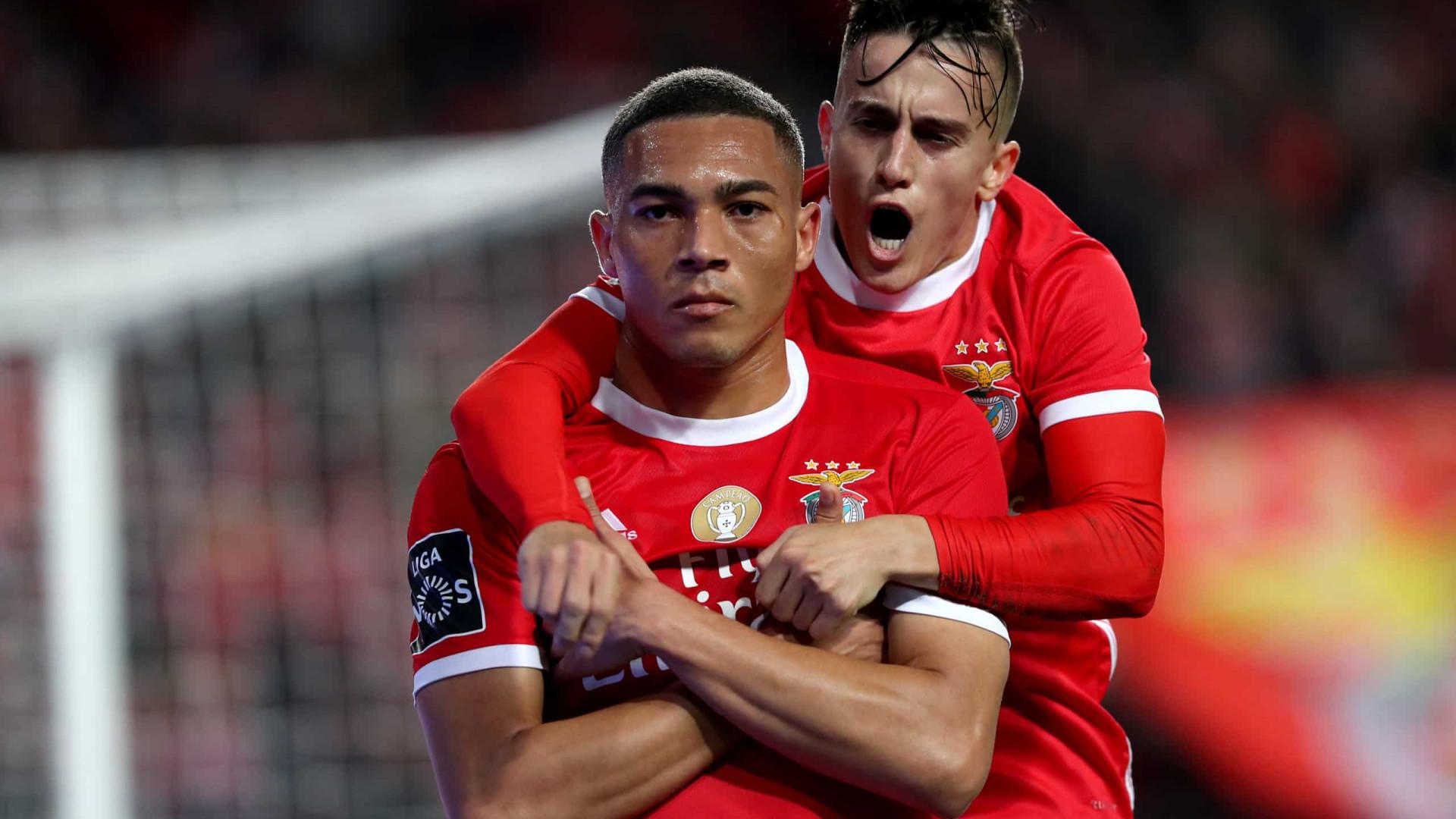 [3-0] Benfica-Famalicão: Pizzi bisa no encontro