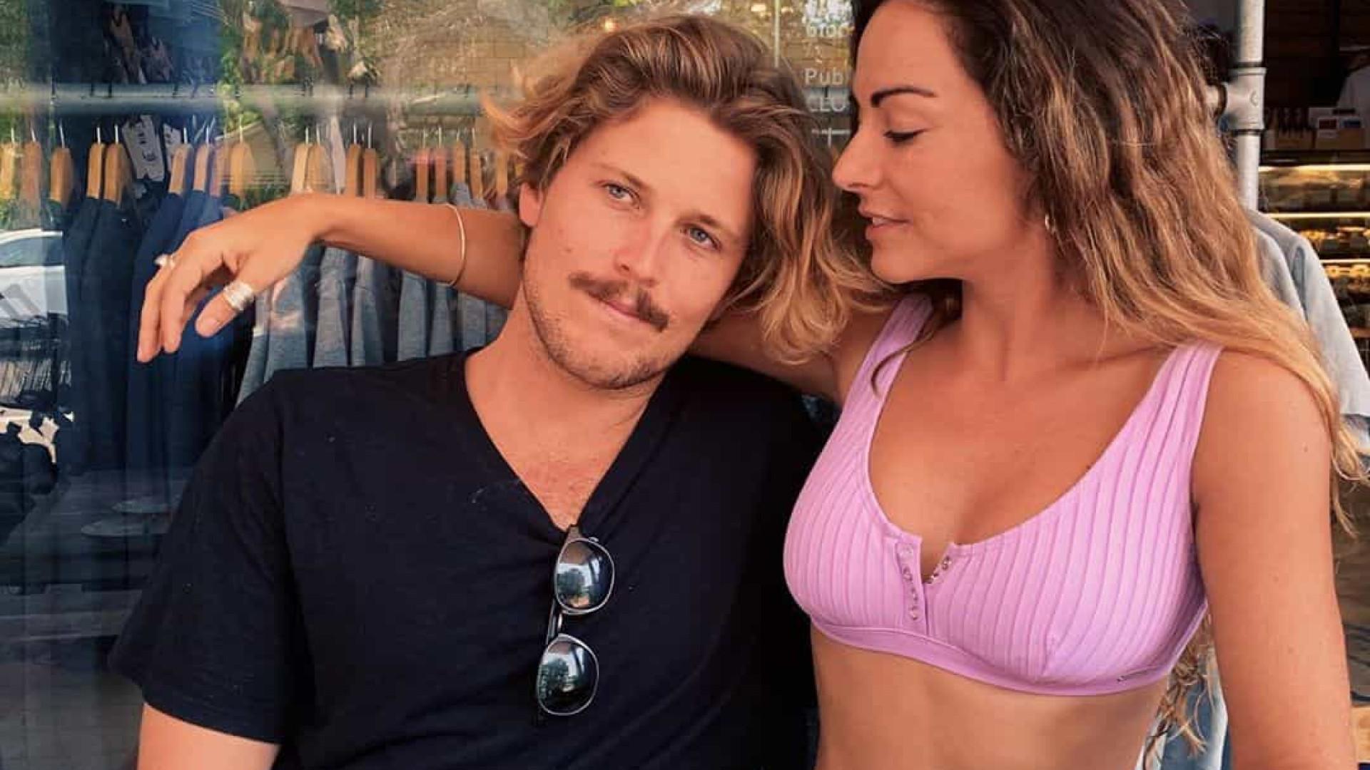 Apaixonadíssima! Joana Duarte em nova fotografia com o namorado