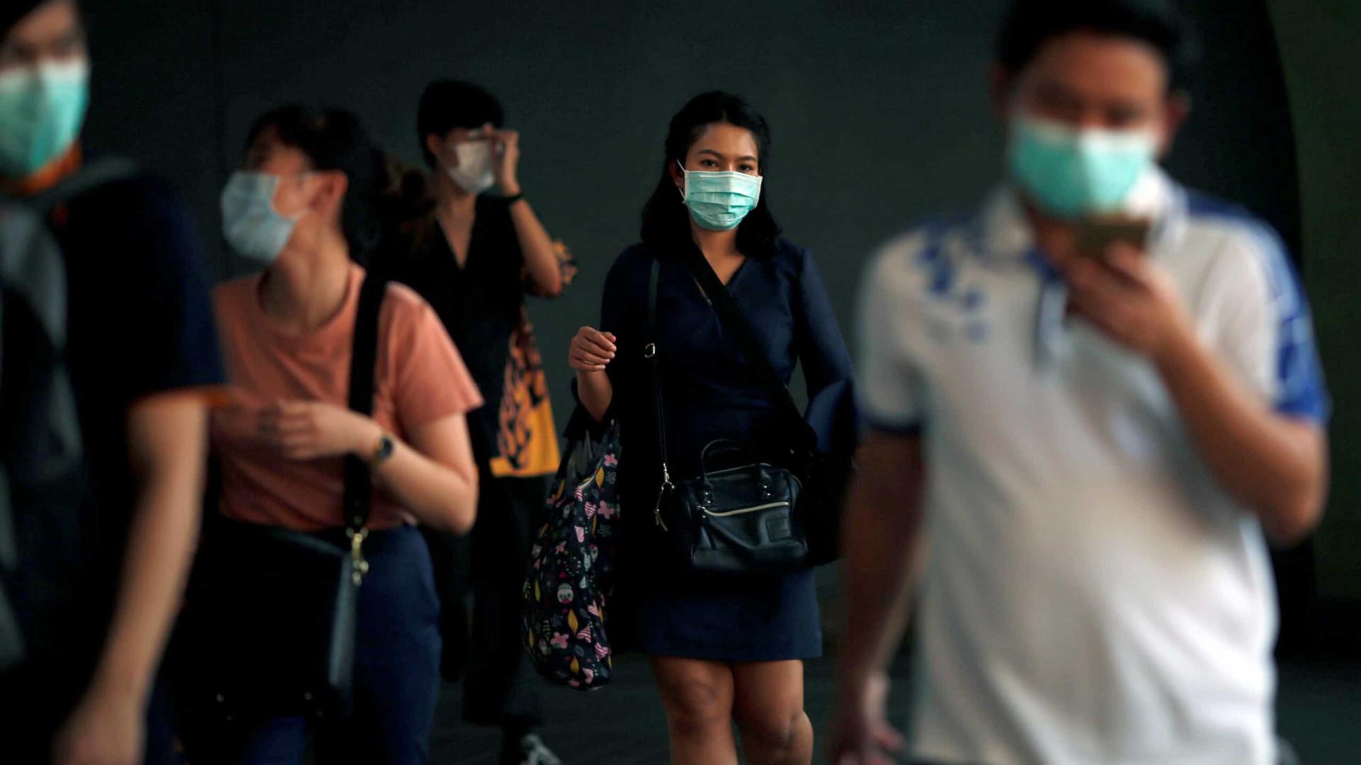 Empresa chinesa desenvolve sistema para reconhecer rostos com máscaras