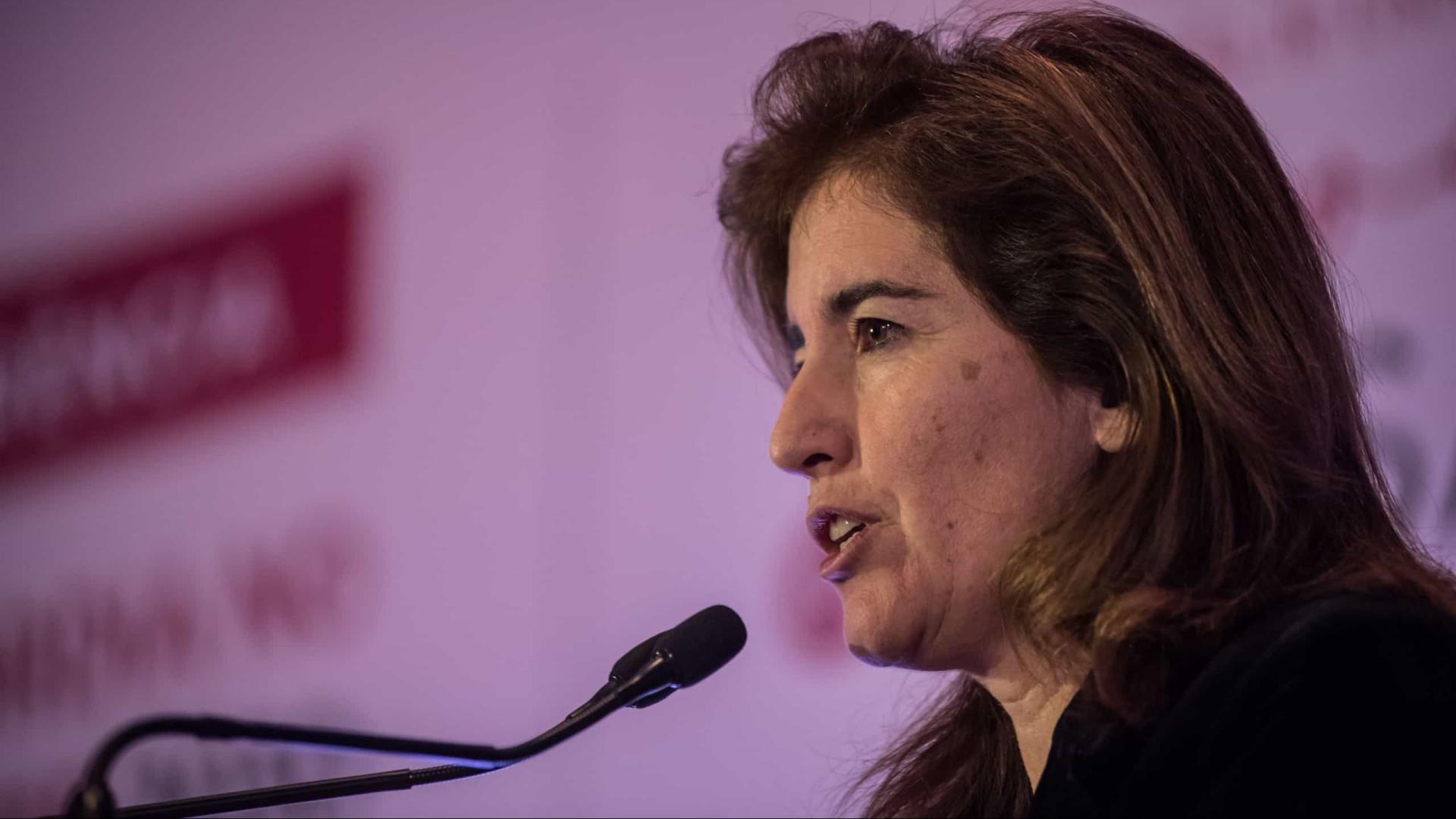 """Ministra do Trabalho fala em """"intransigência"""" e imposições do Bloco"""
