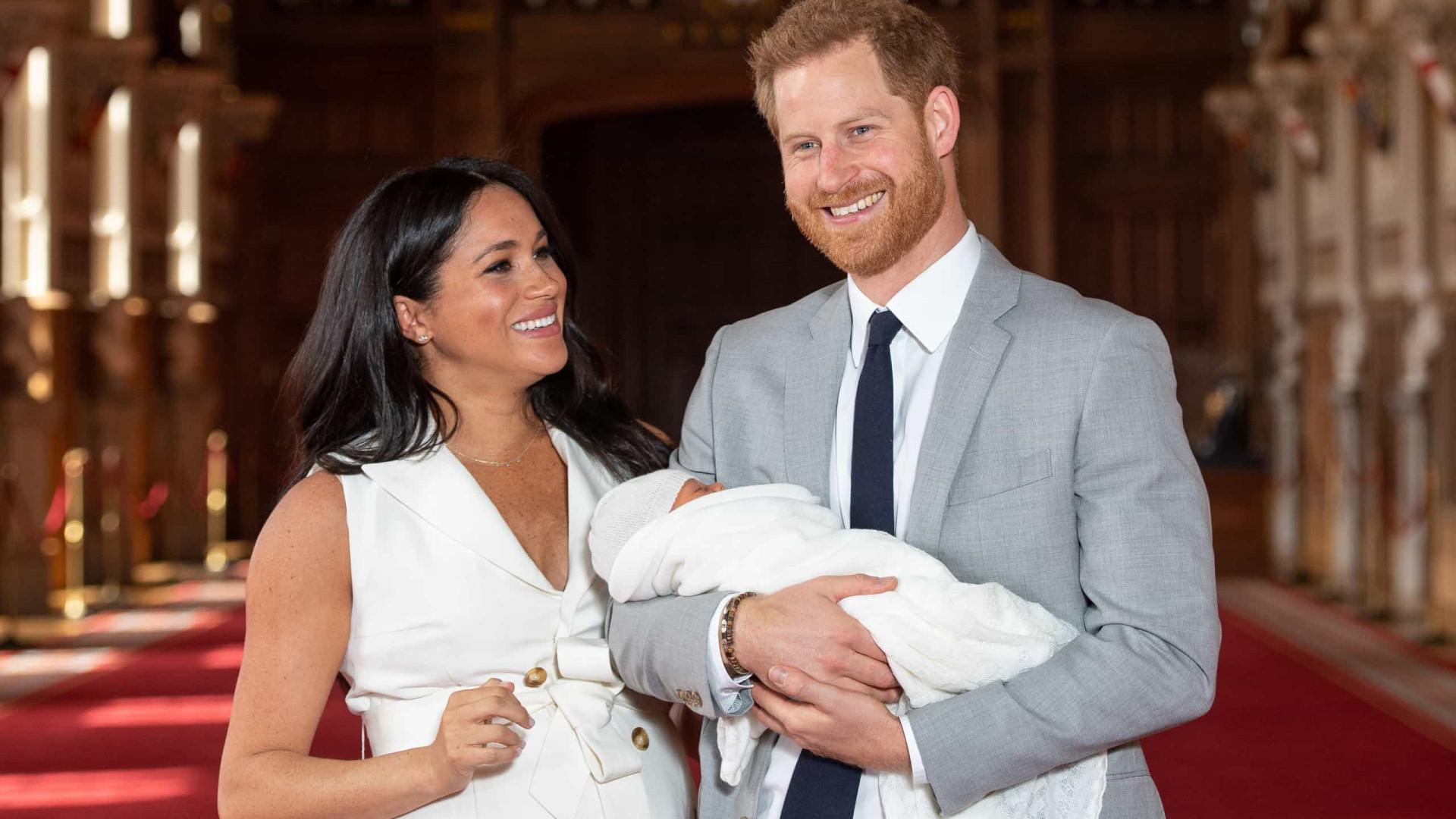 Foi por isto que Harry e Meghan rejeitaram o título real para o filho