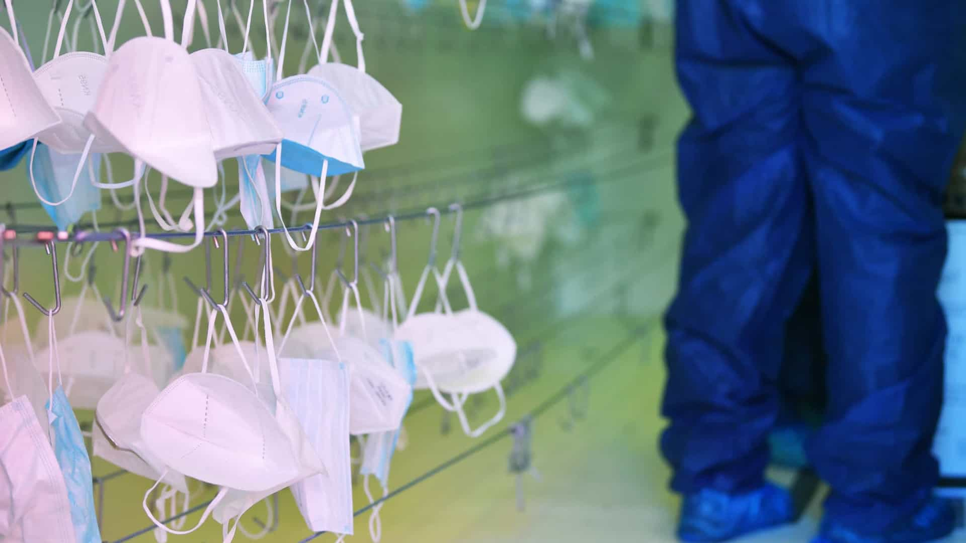 IRS: Máscaras, viseiras e gel passam a ser consideradas despesas de saúde