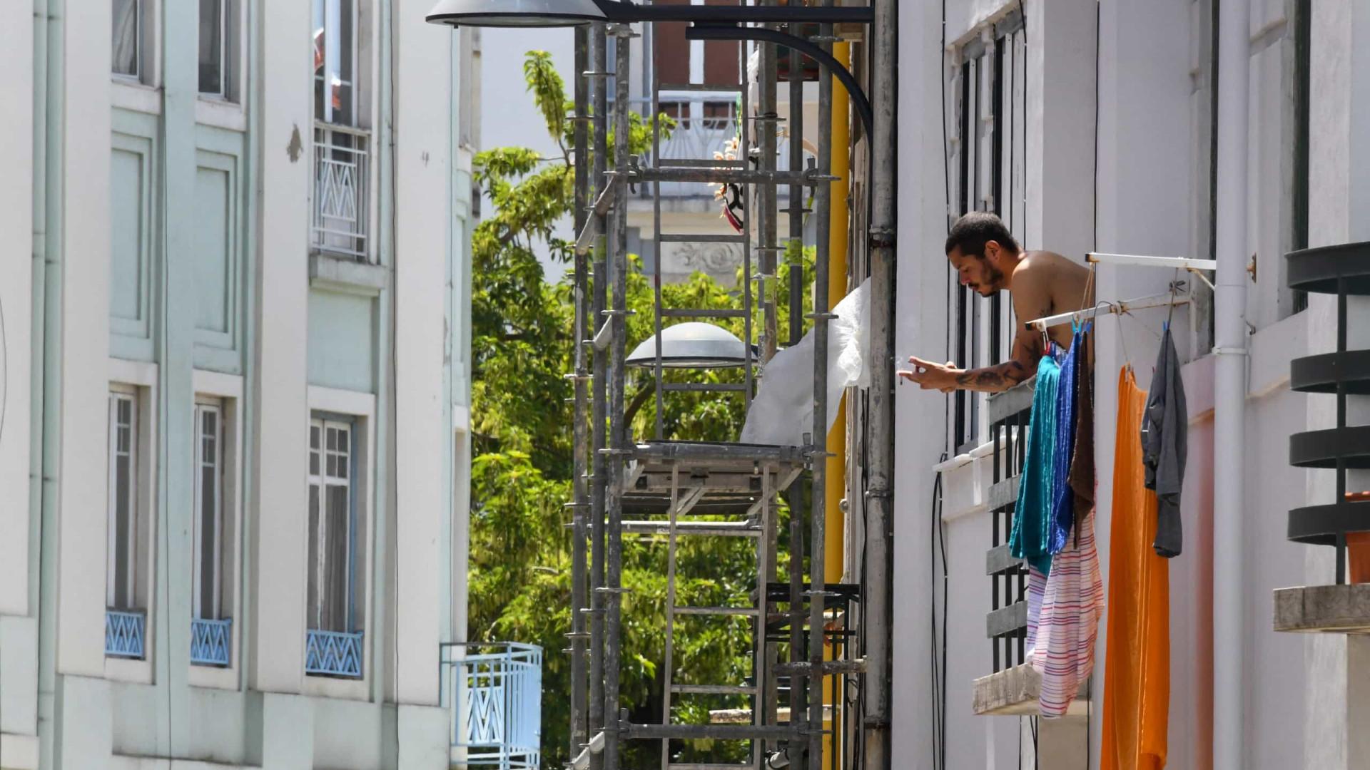 Assaltos e vandalismo aumentam na freguesia do Areeiro em Lisboa