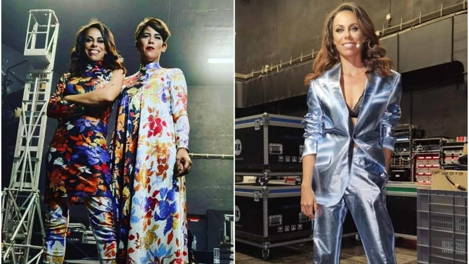 Filomena Cautela Deslumbra Com Looks Arrojados Em Gala De Premios
