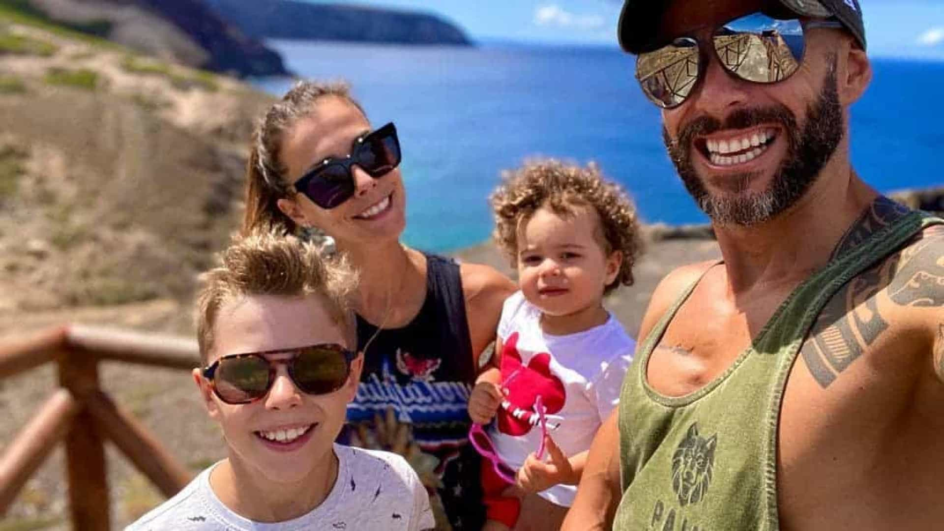 """Cláudia Borges e as férias em família na """"ilha dourada"""": A Madeira"""