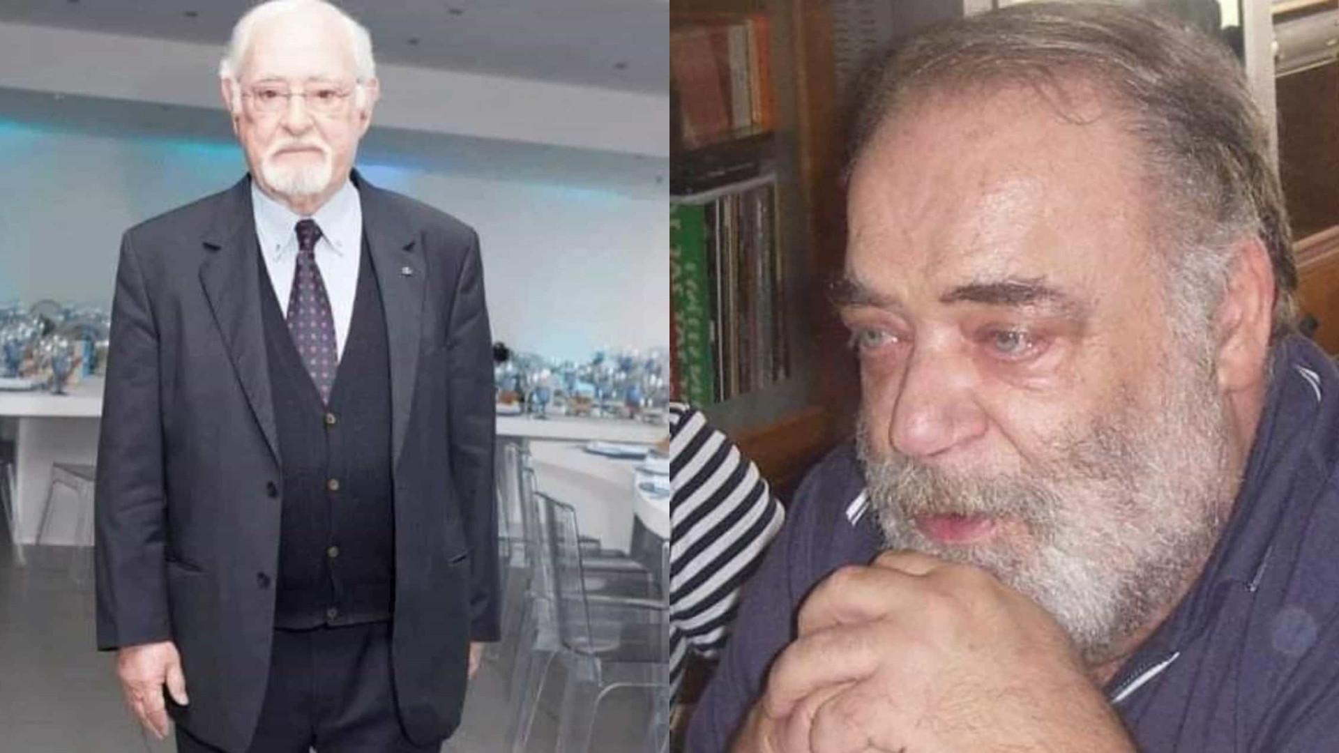 Ruy de Carvalho lamenta a morte de mais um ator, João Azevedo