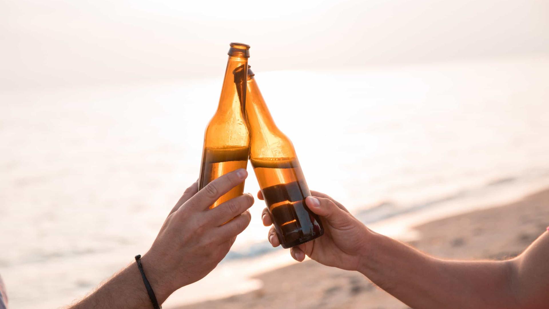 Não é só a barriga! Três efeitos secundários de beber muita cerveja