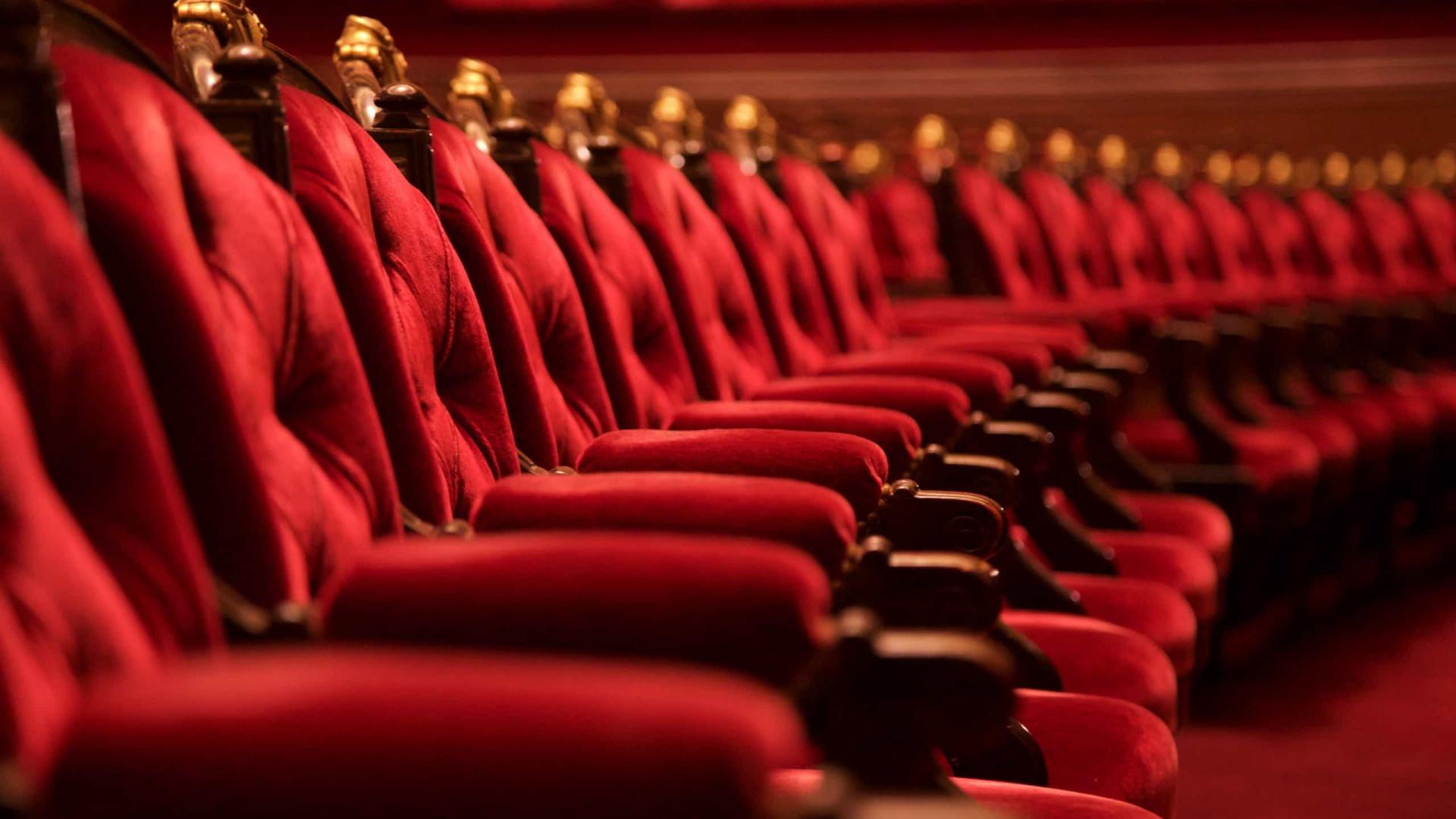 """""""A grande magia"""" da realidade no auditório ao ar livre da Culturgest"""