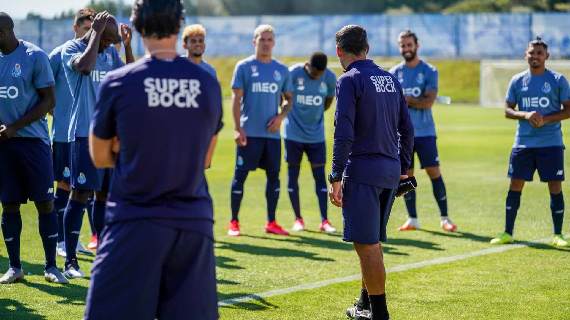 FC Porto já prepara receção ao Marseille com duas ausências