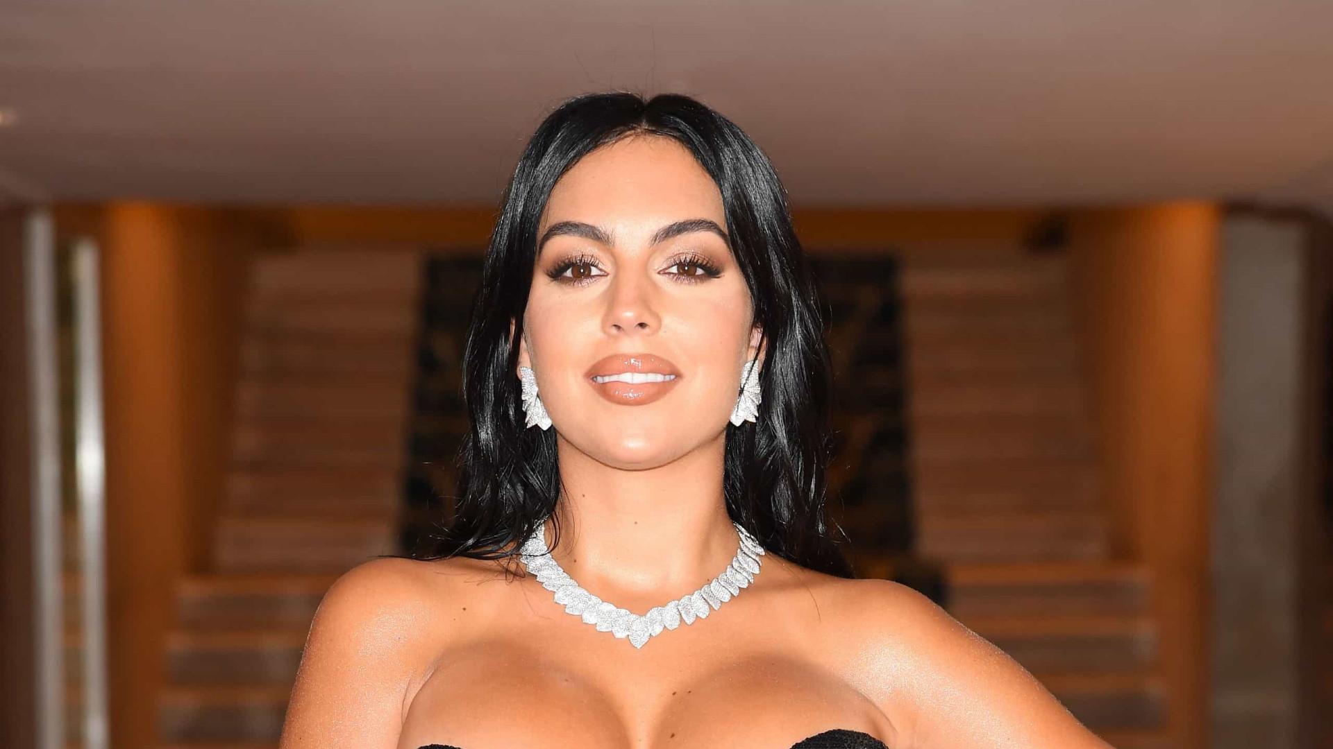 Georgina Rodríguez ganha reality show sobre a sua vida. CR7 reage