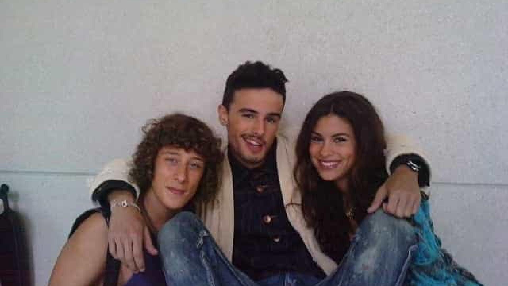 André Filipe do 'Big Brother' participou em 'Morangos Com Açúcar'