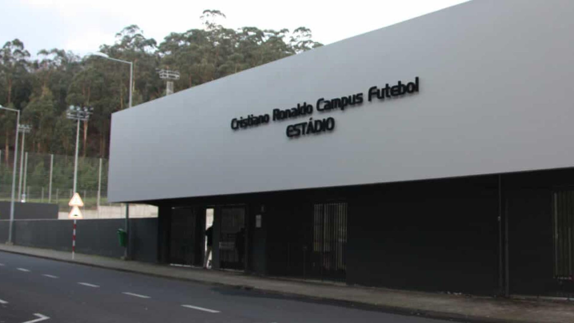 Academia Cristiano Ronaldo indigna Nacional. Clube envia carta a Varandas