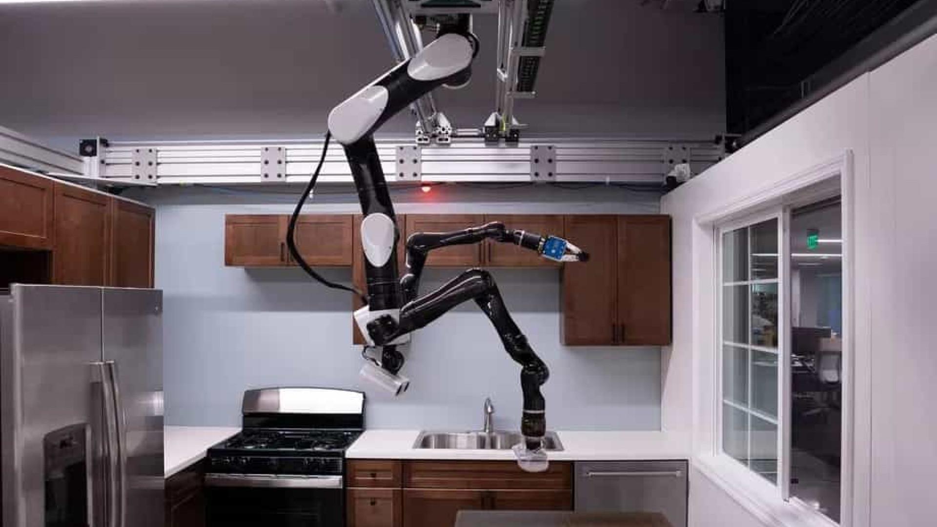 Toyota quer criar robots para o ajudarem em casa