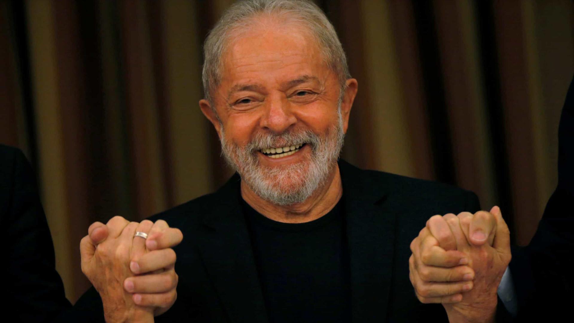 Anuladas condenações do ex-presidente Lula, que volta a ser elegível