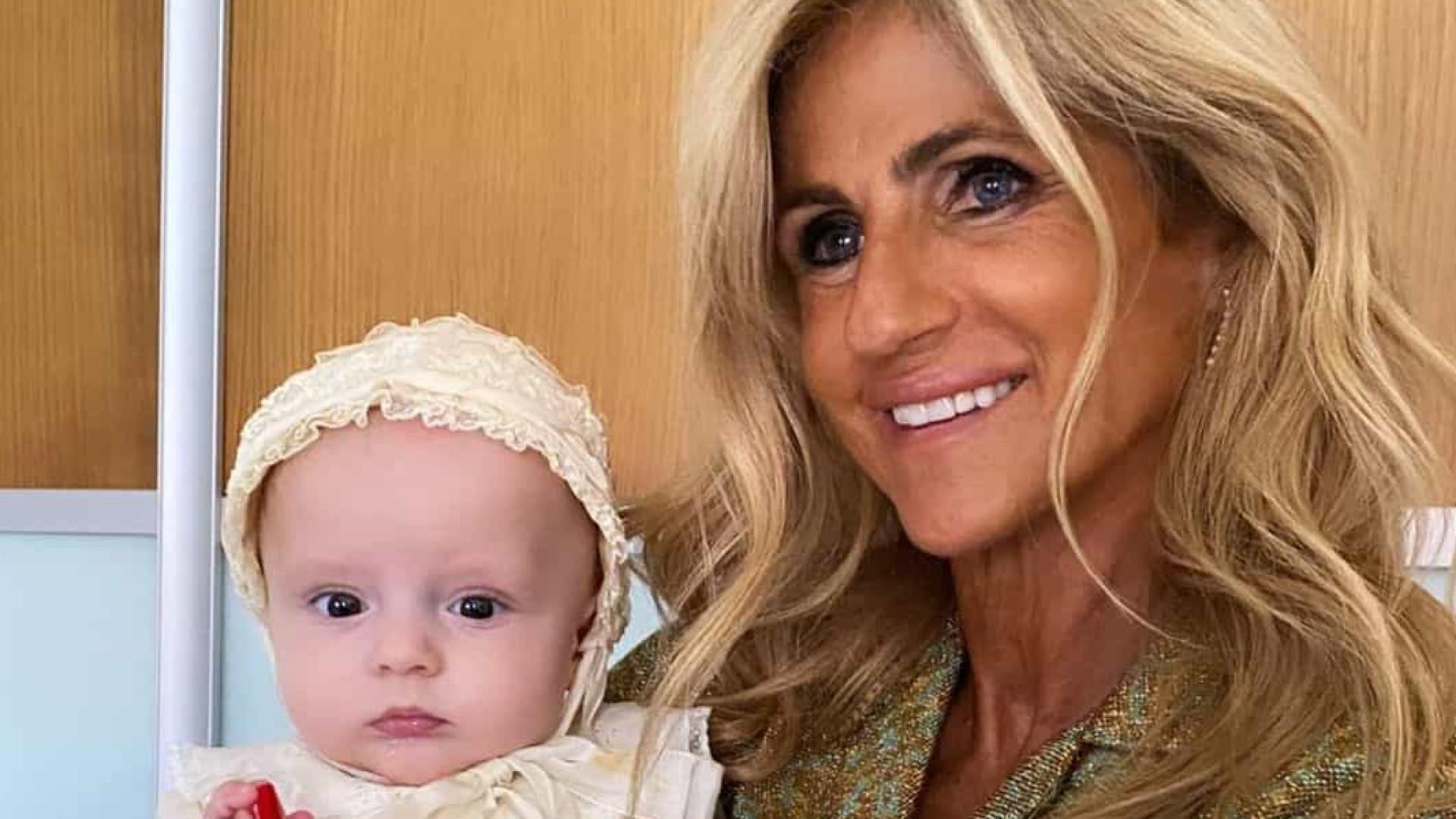 Vídeo. Com 10 meses, neto de Bibá Pitta dá os primeiros passos