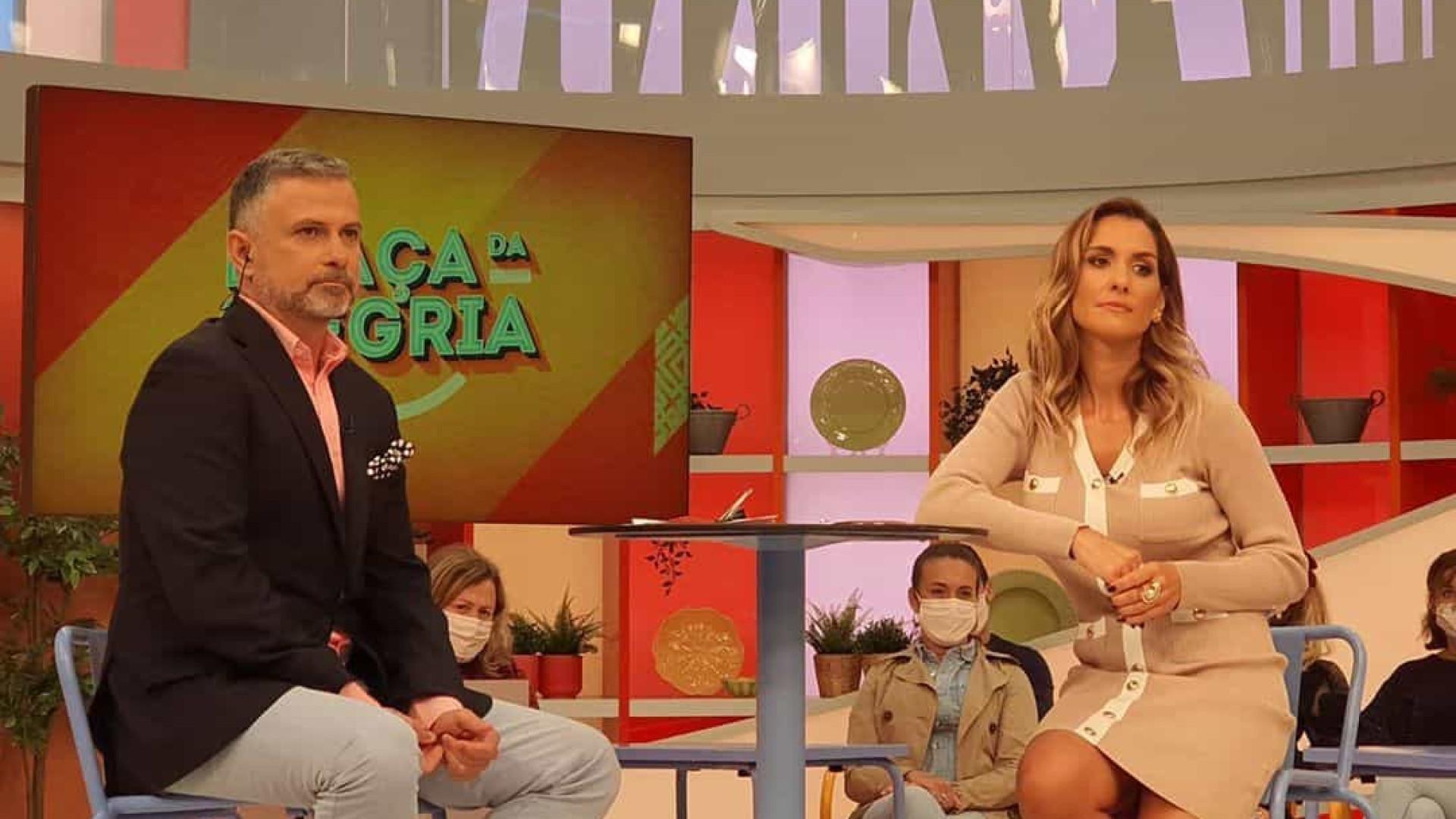 RTP. Hélder Reis e Joana Teles substituem Jorge Gabriel e Sónia Araújo