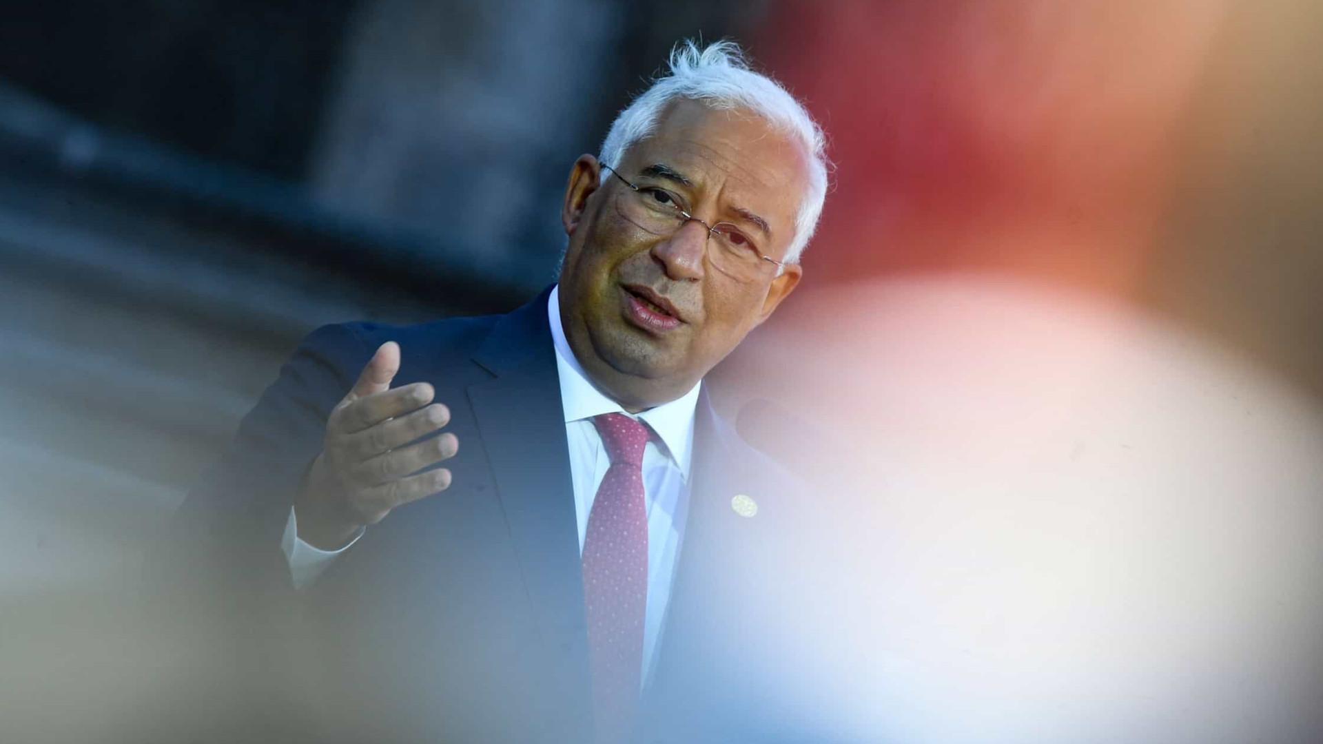 Costa agradece mobilização de portugueses para discussão pública do PRR