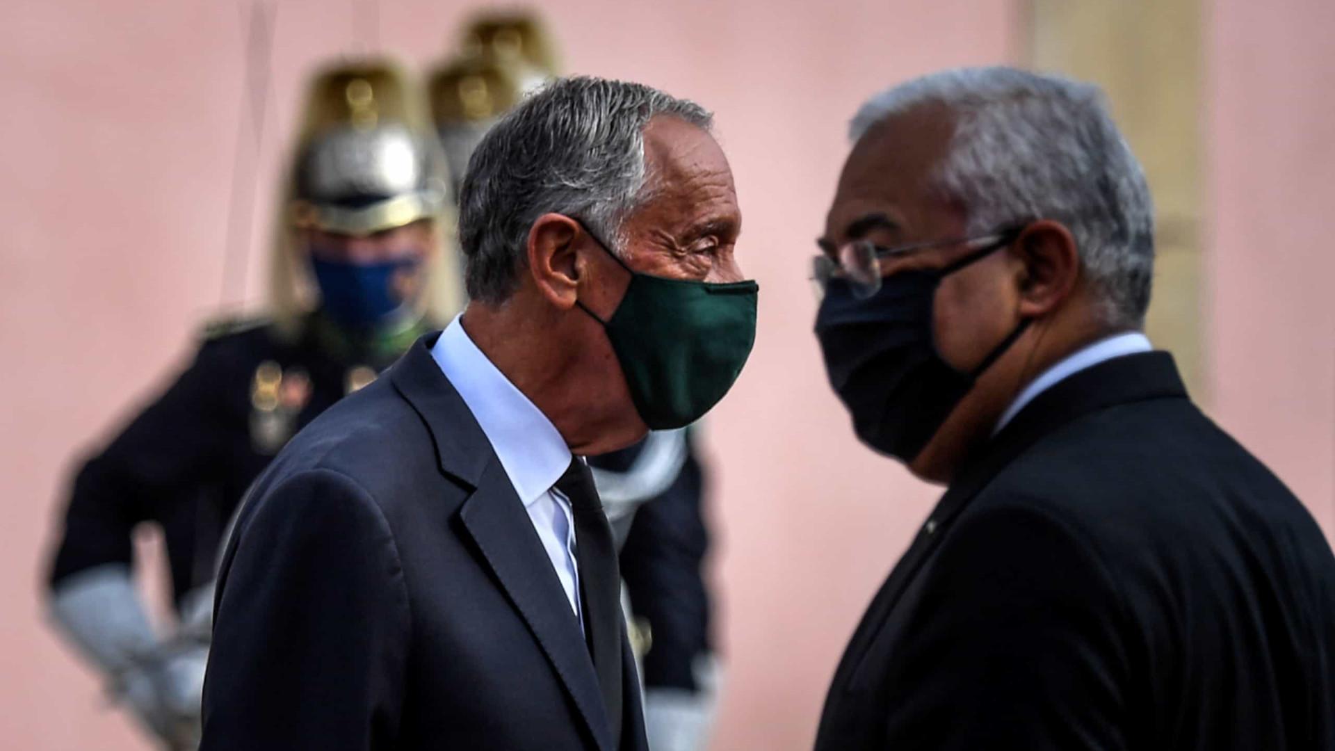 Marcelo e Costa pelo multilateralismo e contra desunião na luta à Covid