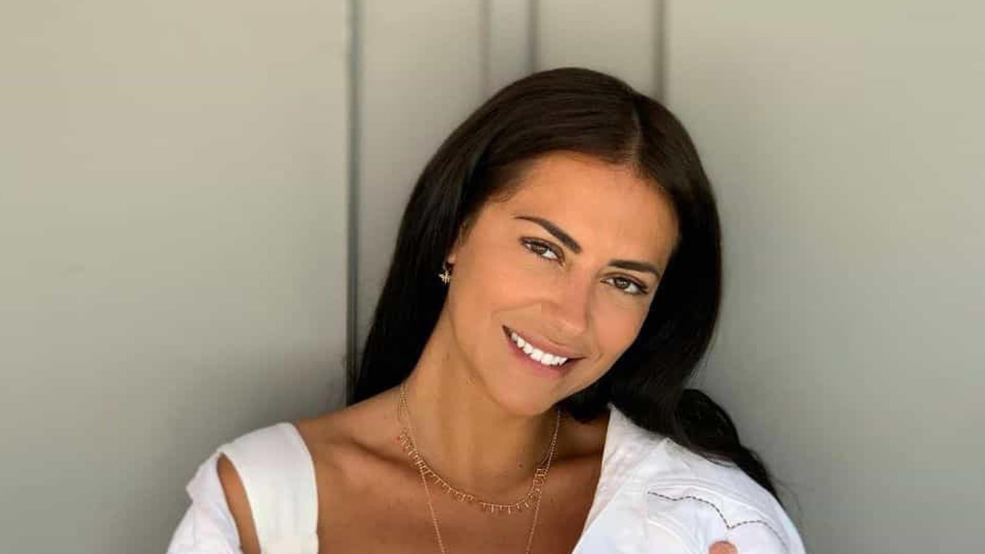 """Sofia Ribeiro envia mensagem de apoio à """"rainha"""" Eunice Muñoz"""