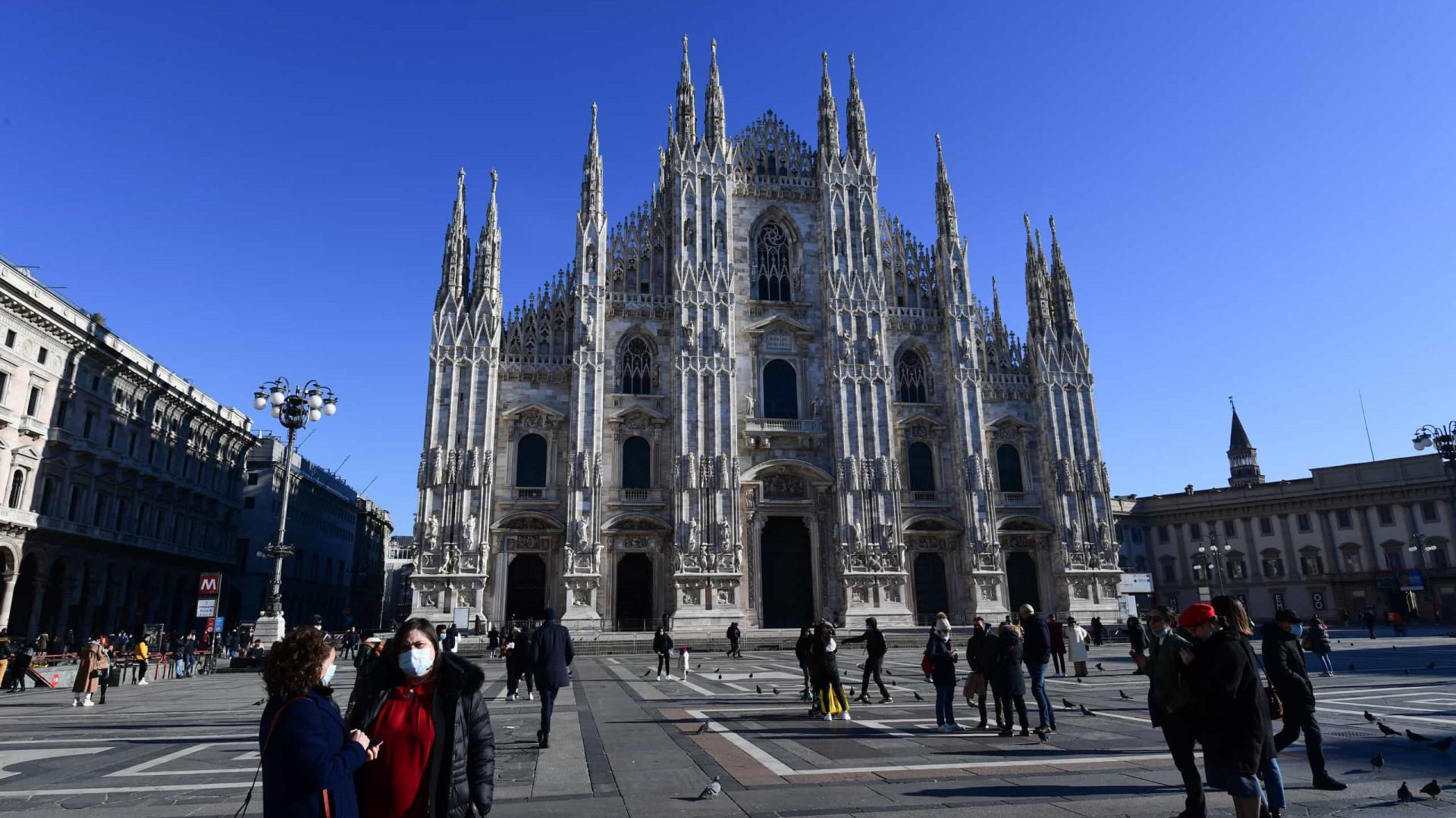 Itália com mais 24 mortes e 3.725 novos casos da Covid-19