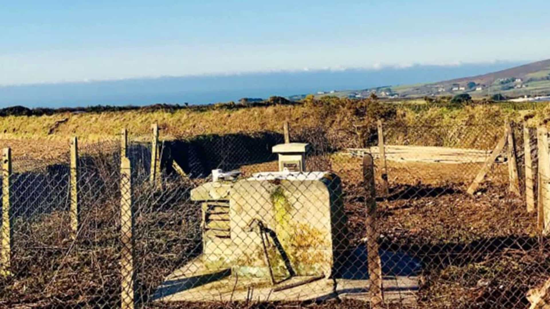 Abrigo nuclear da Guerra Fria à venda em leilão por 40 mil euros