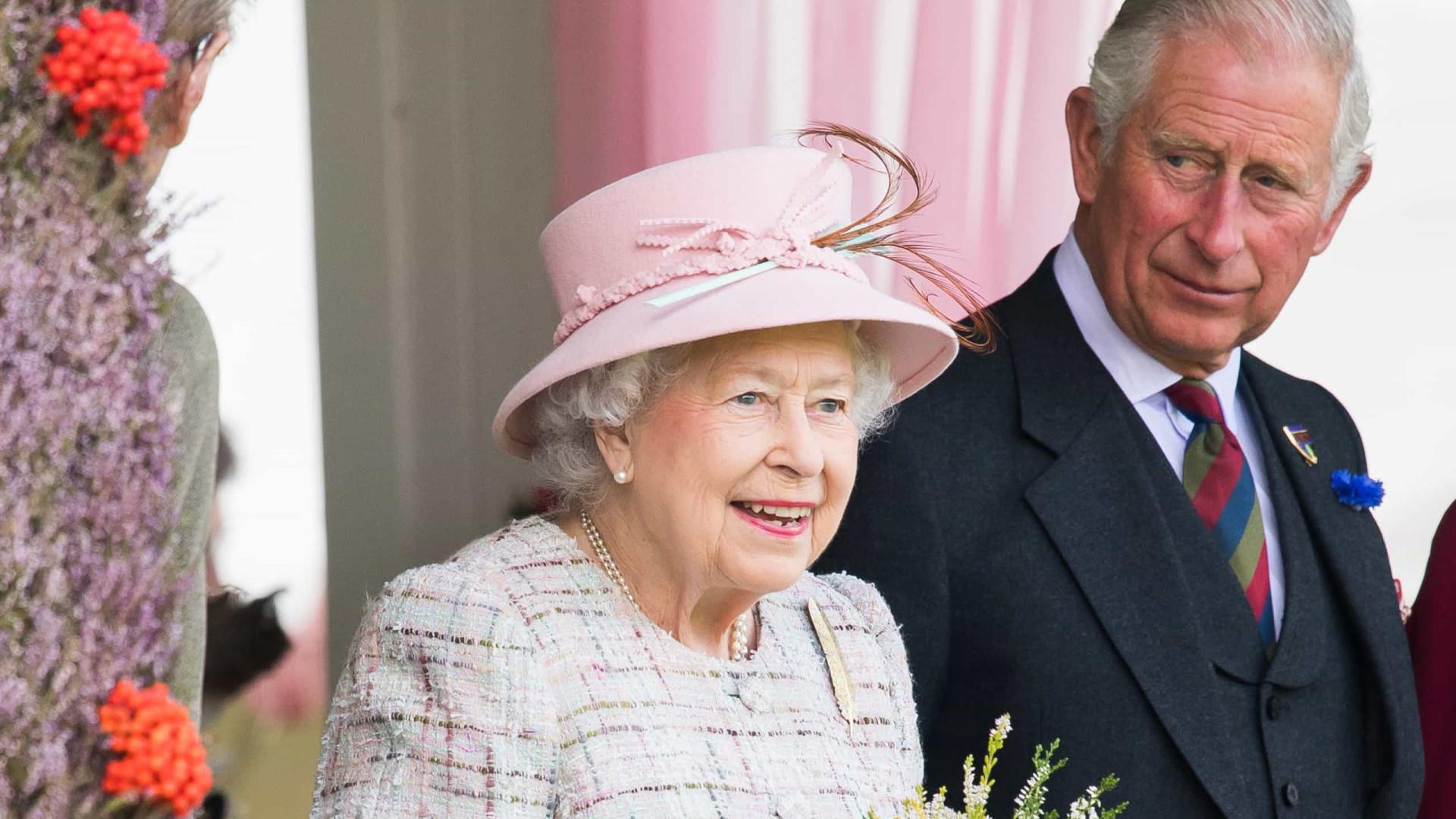 Rainha nega planos de príncipe Carlos para Palácio de Buckingham