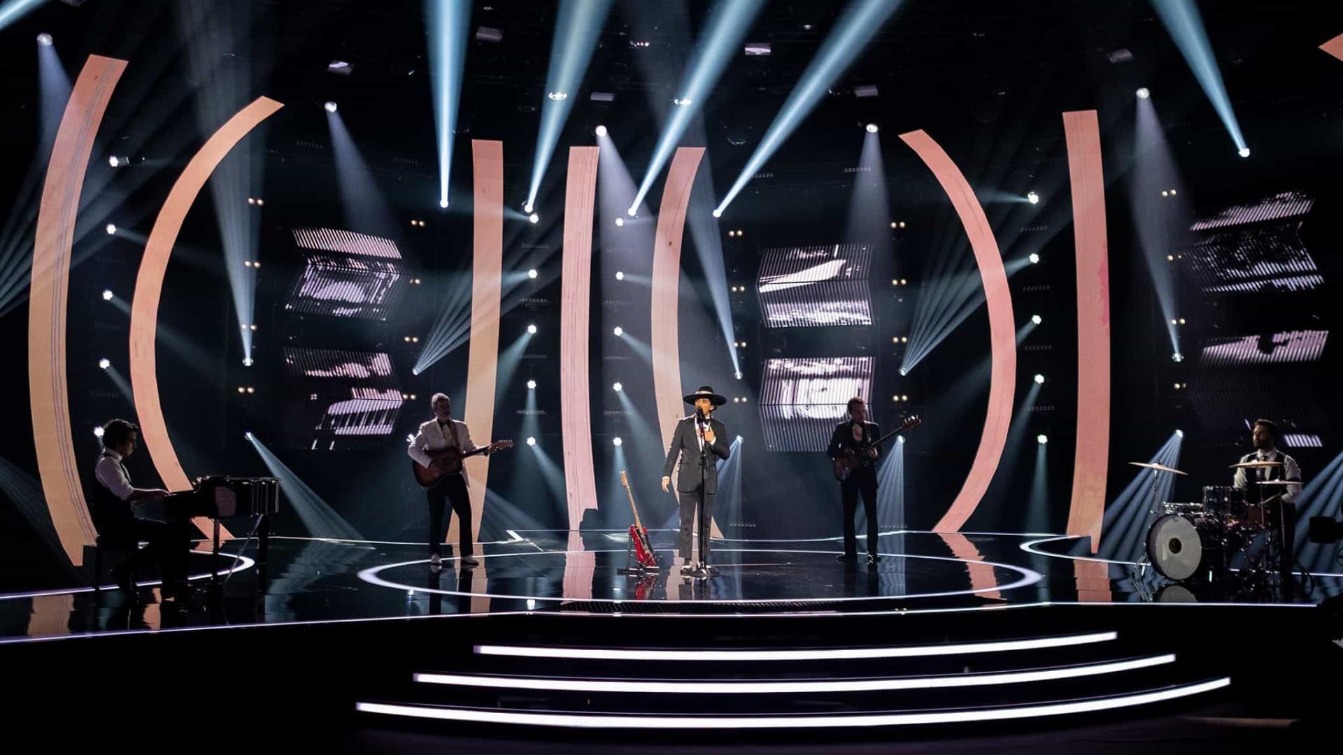 'Love is on my side' vai representar Portugal na Eurovisão