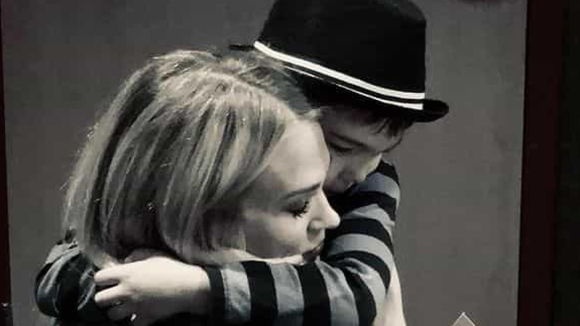 """Carrie Underwood celebra aniversário do filho. """"Tens o maior coração"""""""