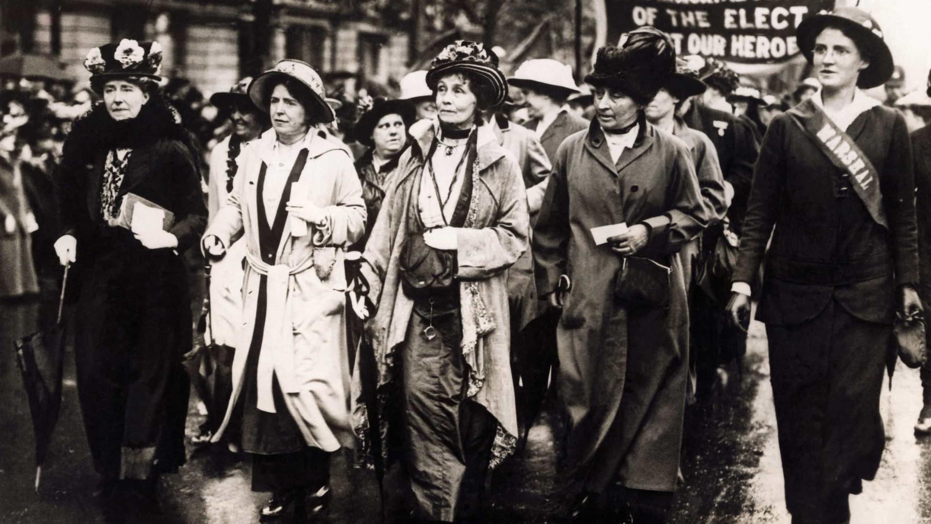 A história do Dia Internacional da Mulher