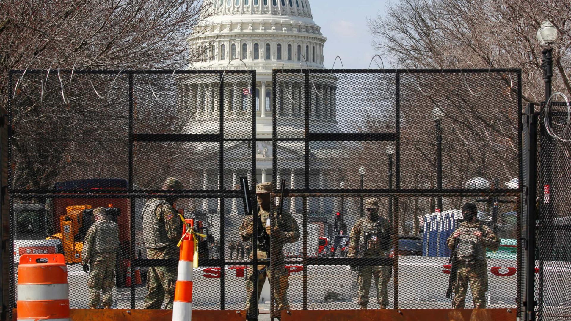 Câmara dos Representantes dos EUA vai ter portas blindadas