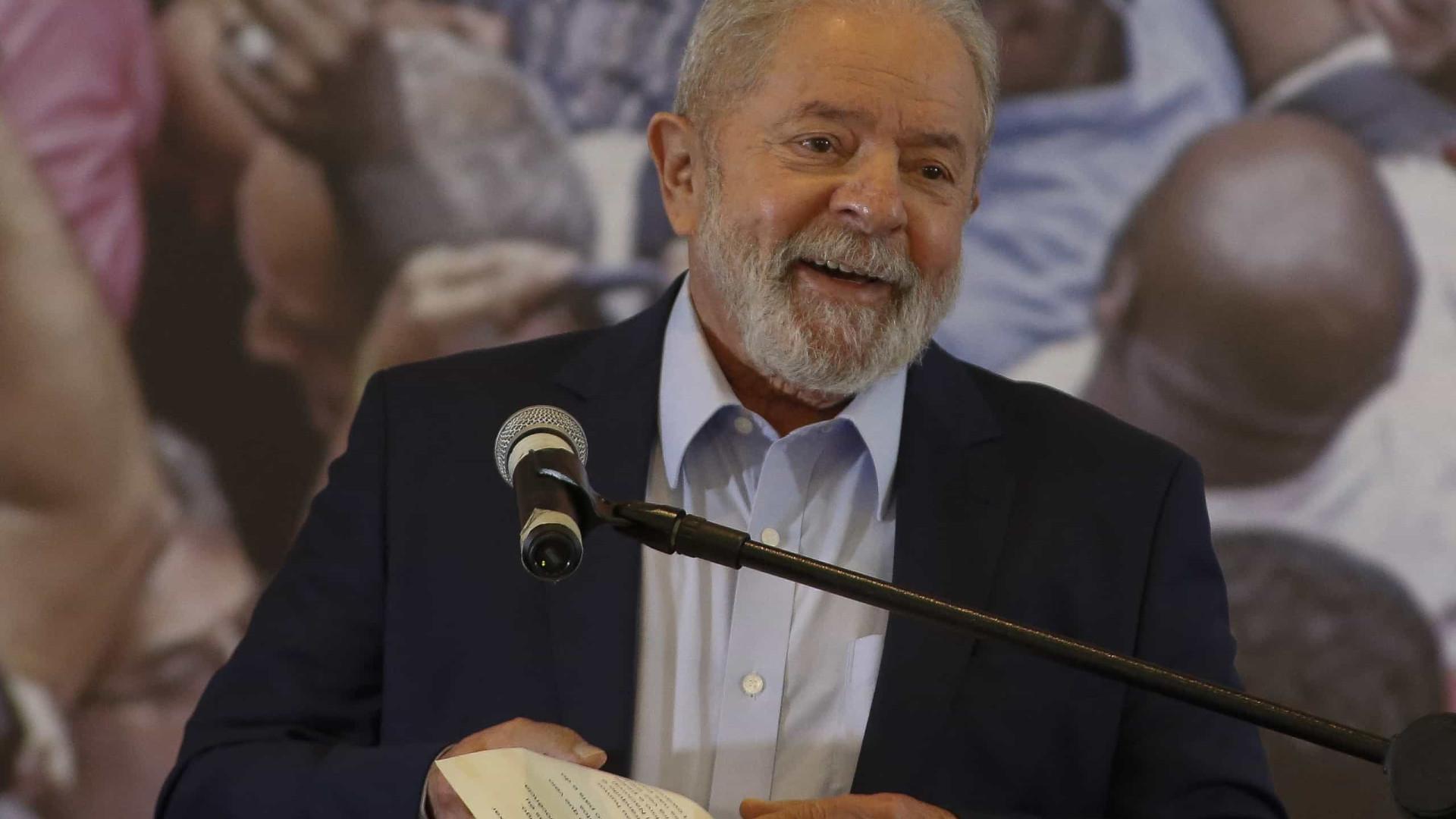 Supremo rejeita recurso de anulação das condenações de Lula da Silva