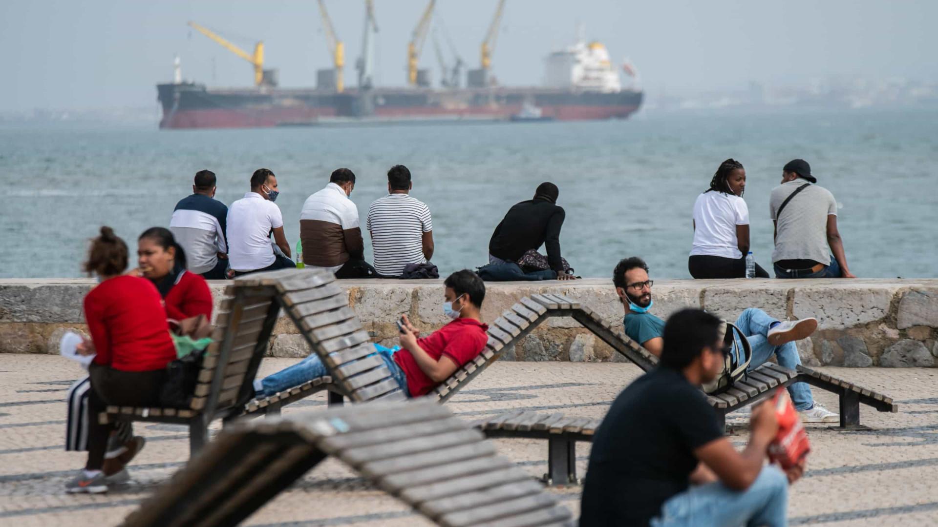 AO MINUTO: Governo anuncia medidas; Confinamentos locais serão possíveis