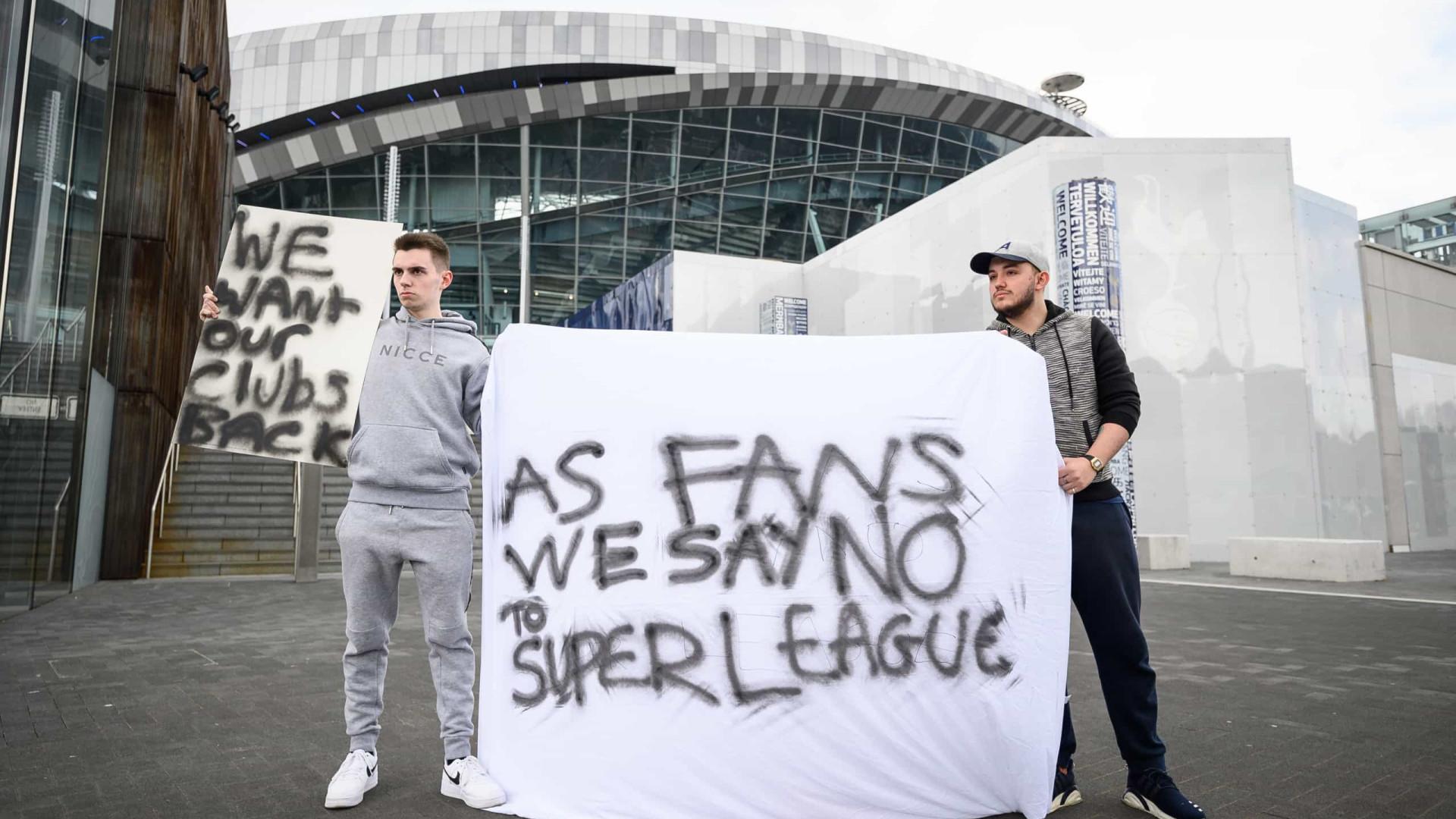 """Superliga Europeia em direto: """"Remodelação"""" ou 'morte' prematura?"""