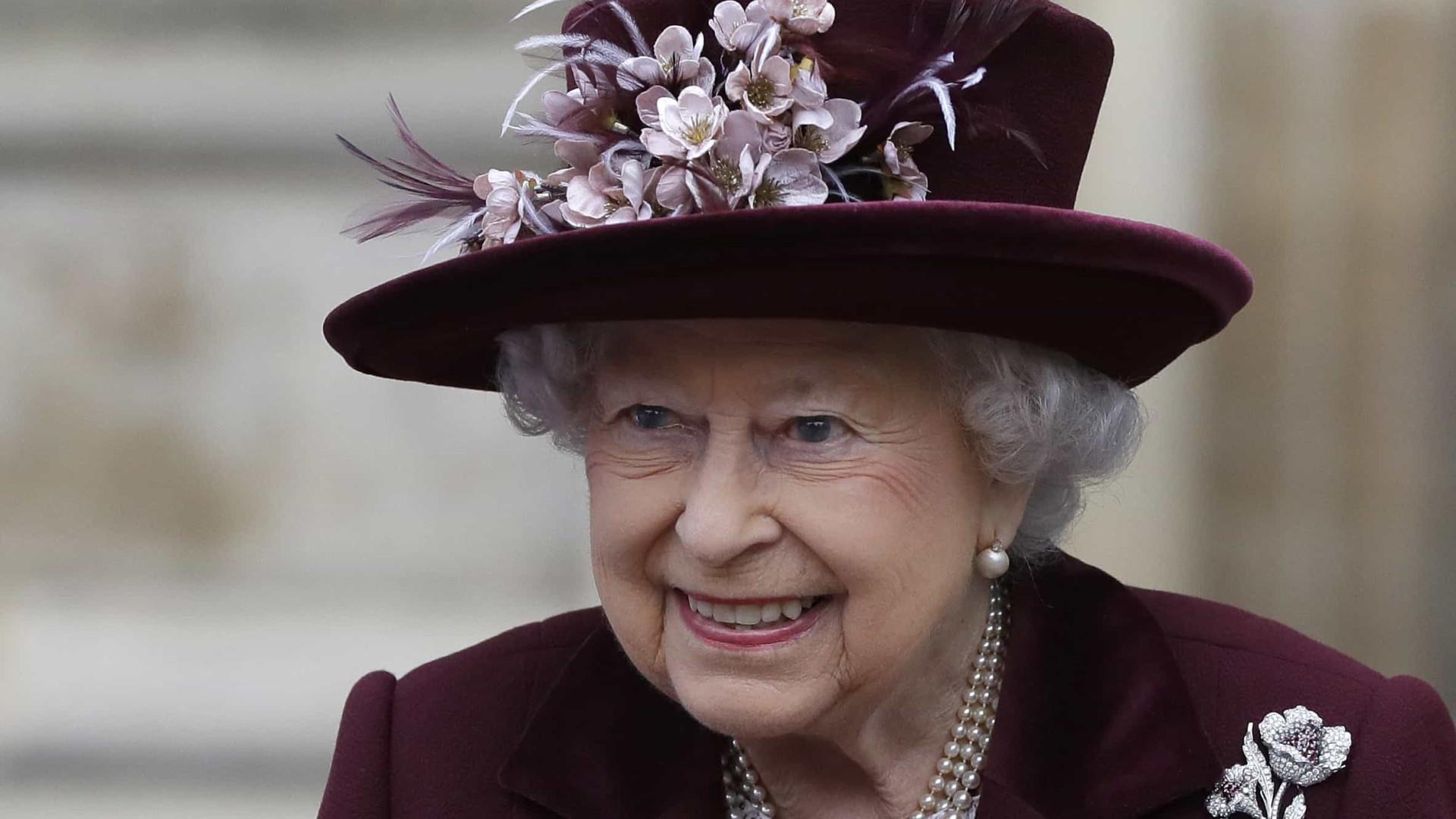Casa real confirma planos para 95.º aniversário da rainha Isabel II