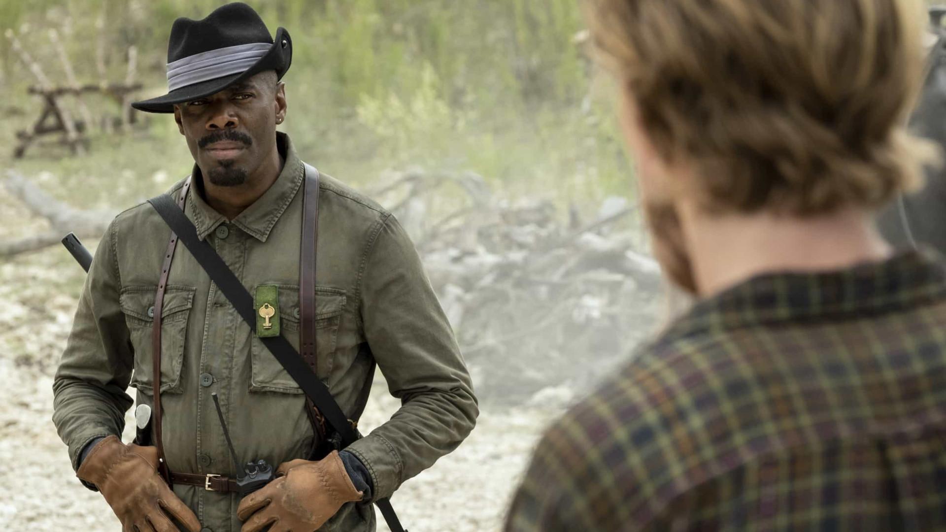 """'Fear the Walking Dead' está sempre a evoluir. É reinventada"""